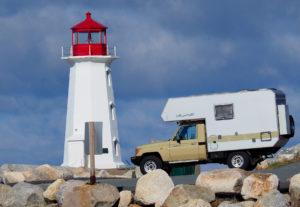 Peggy's Cove Leuchtturm 2