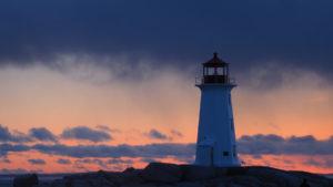 Peggy's Cove Leuchtturm 4