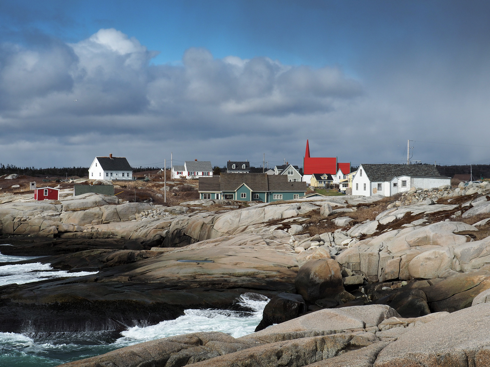 Peggy's Cove Village 1