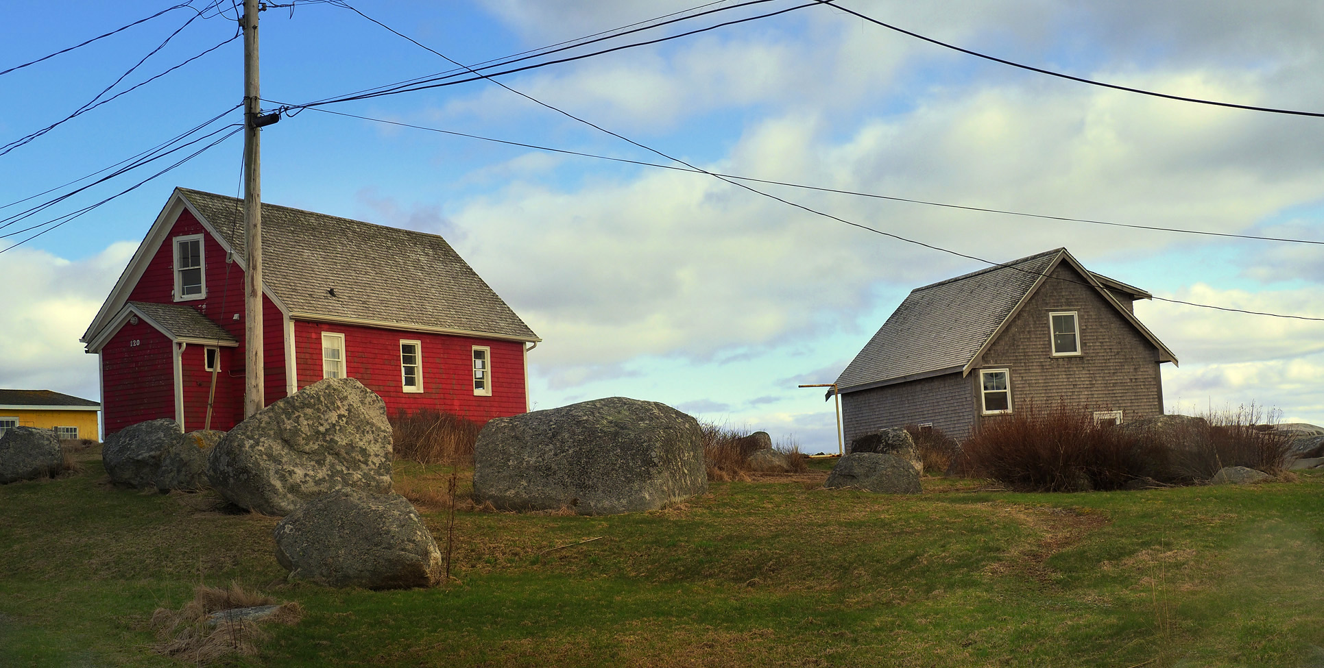 Peggy's Cove Village 2