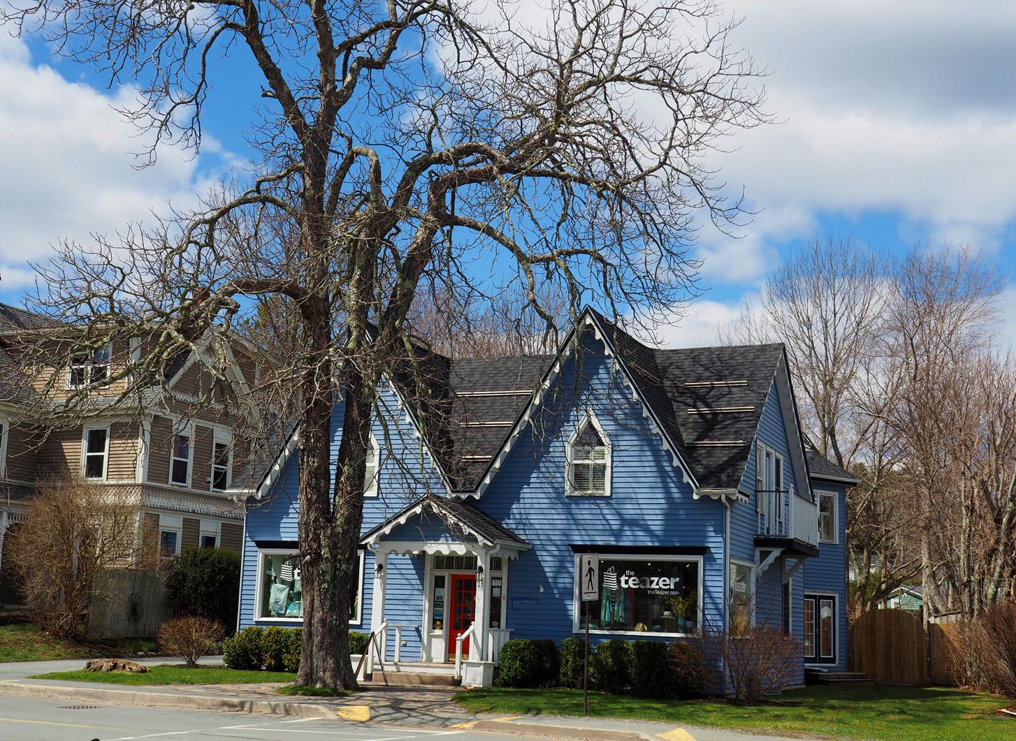 Lunenburg, schöne Häuser