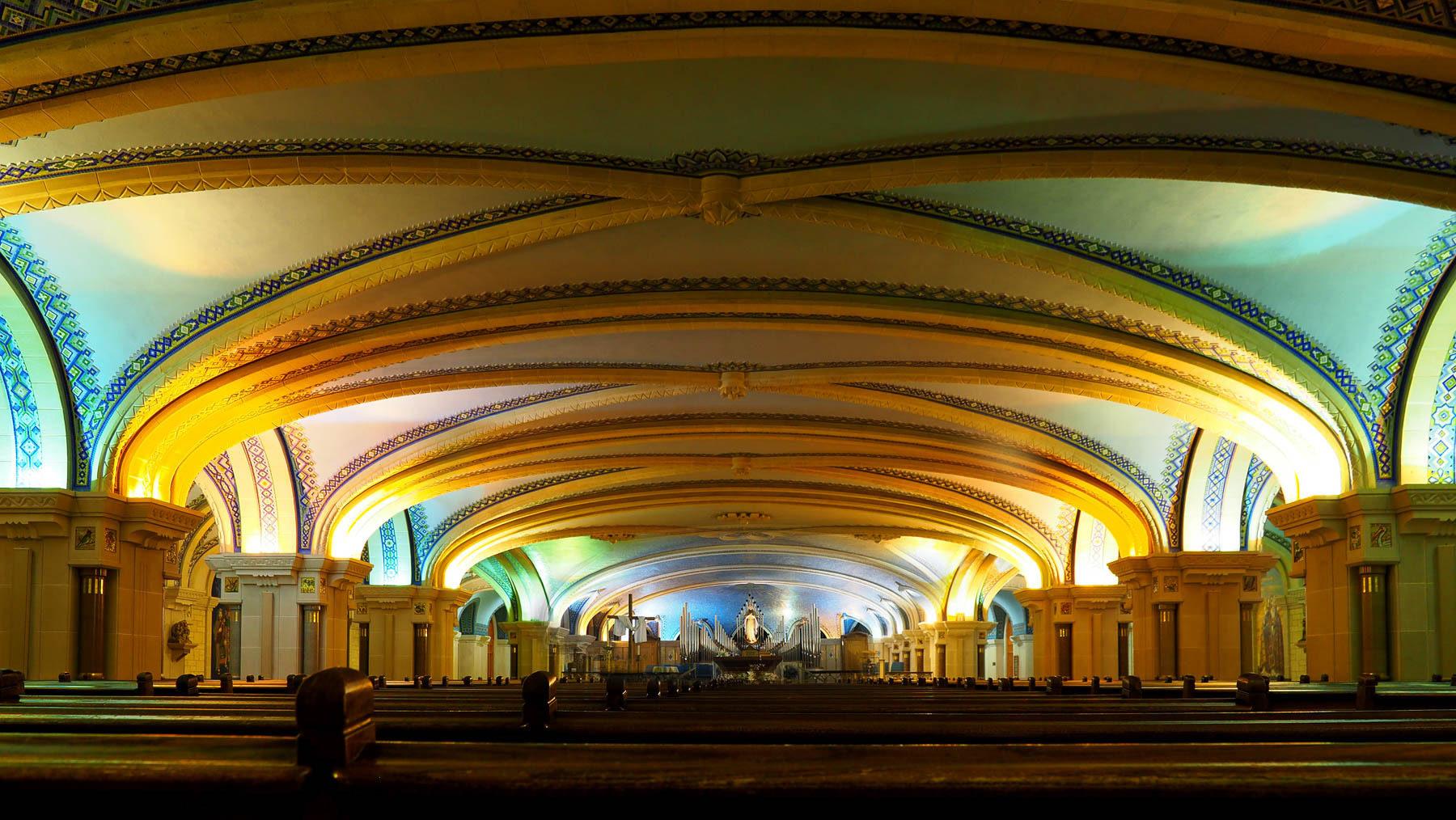 Wallfahrtsort Basilika Saint Anne