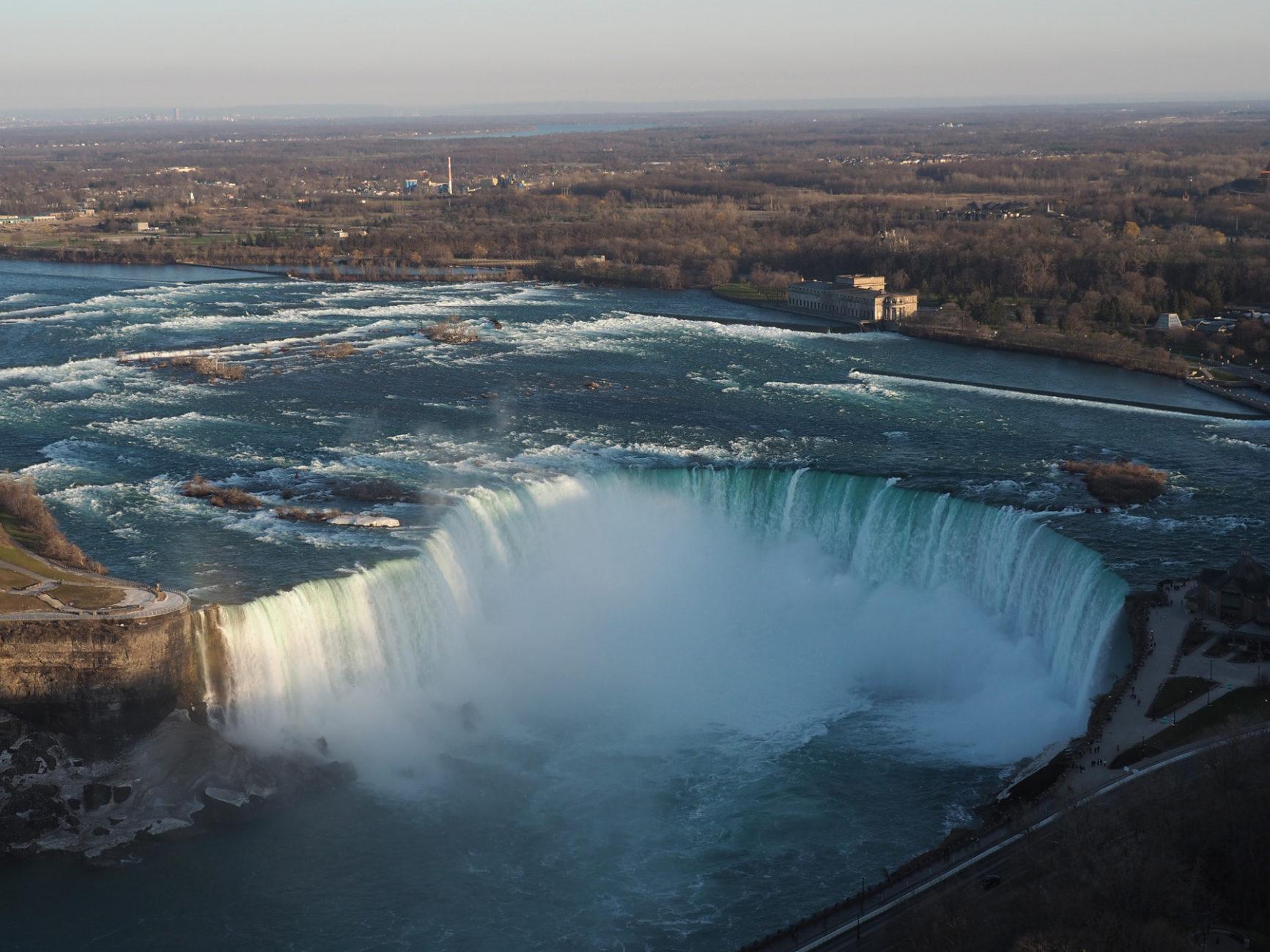 Niagara Falls, kanadische Seite