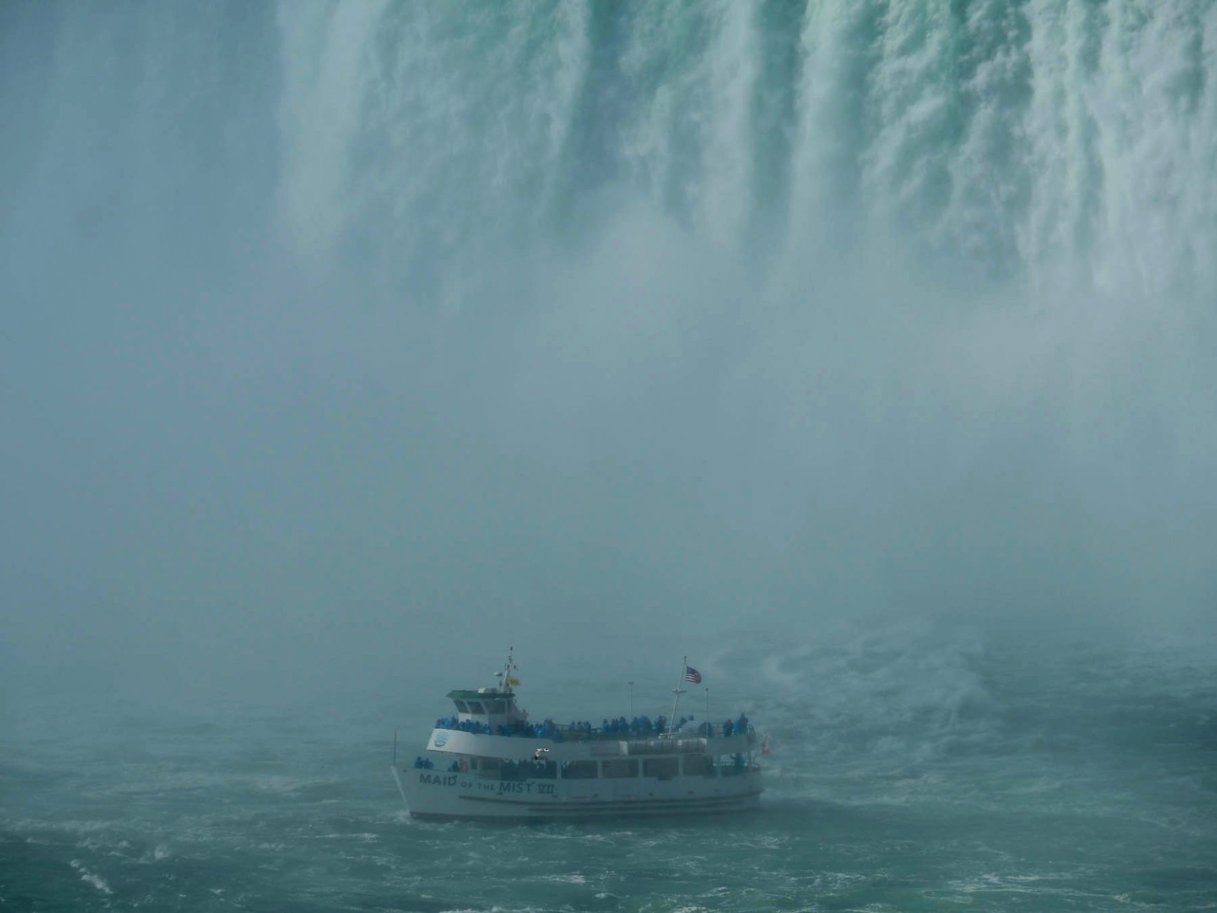 Niagara, Maid of the Mist