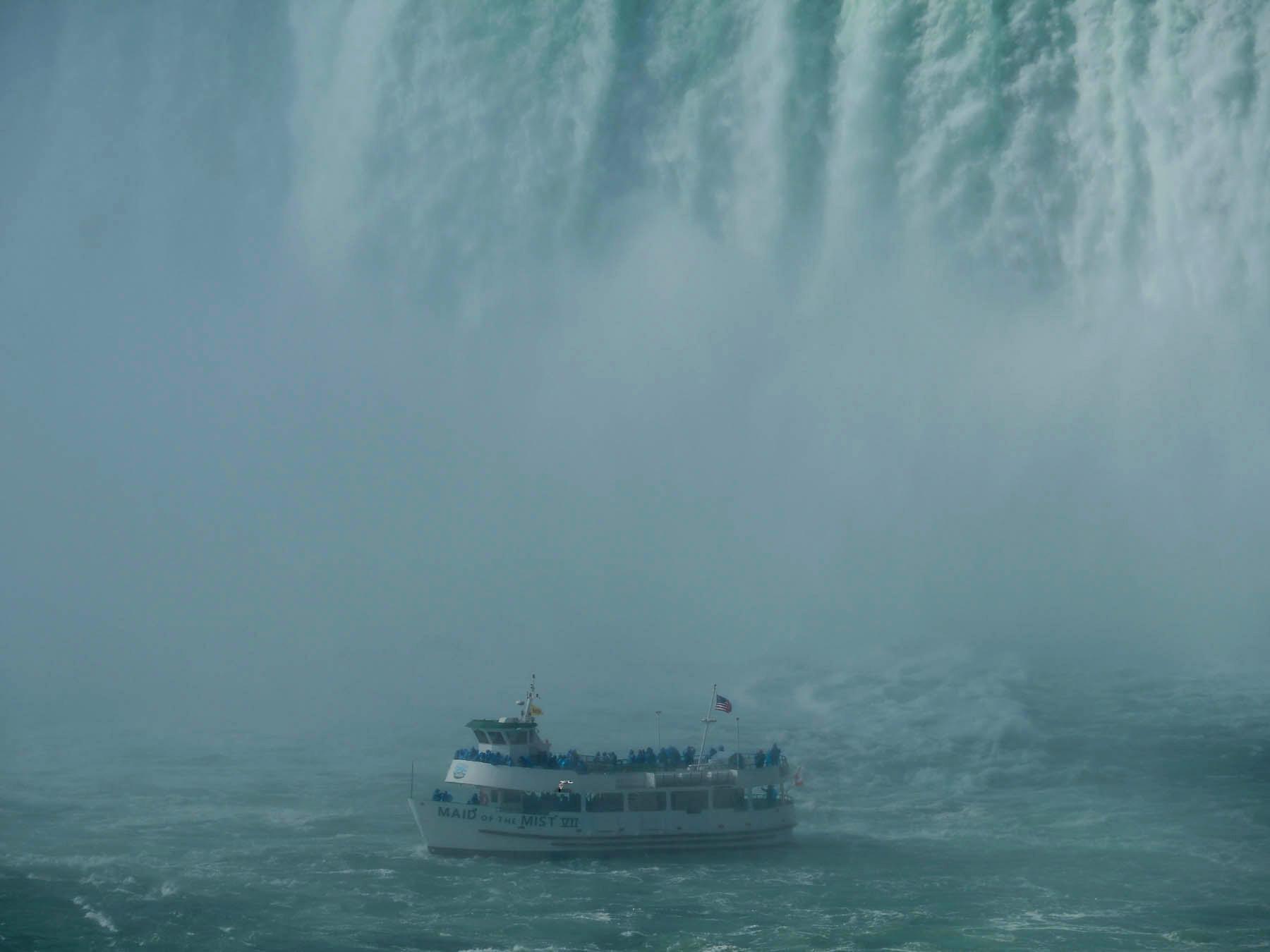 Niagara, Maid of the Mist