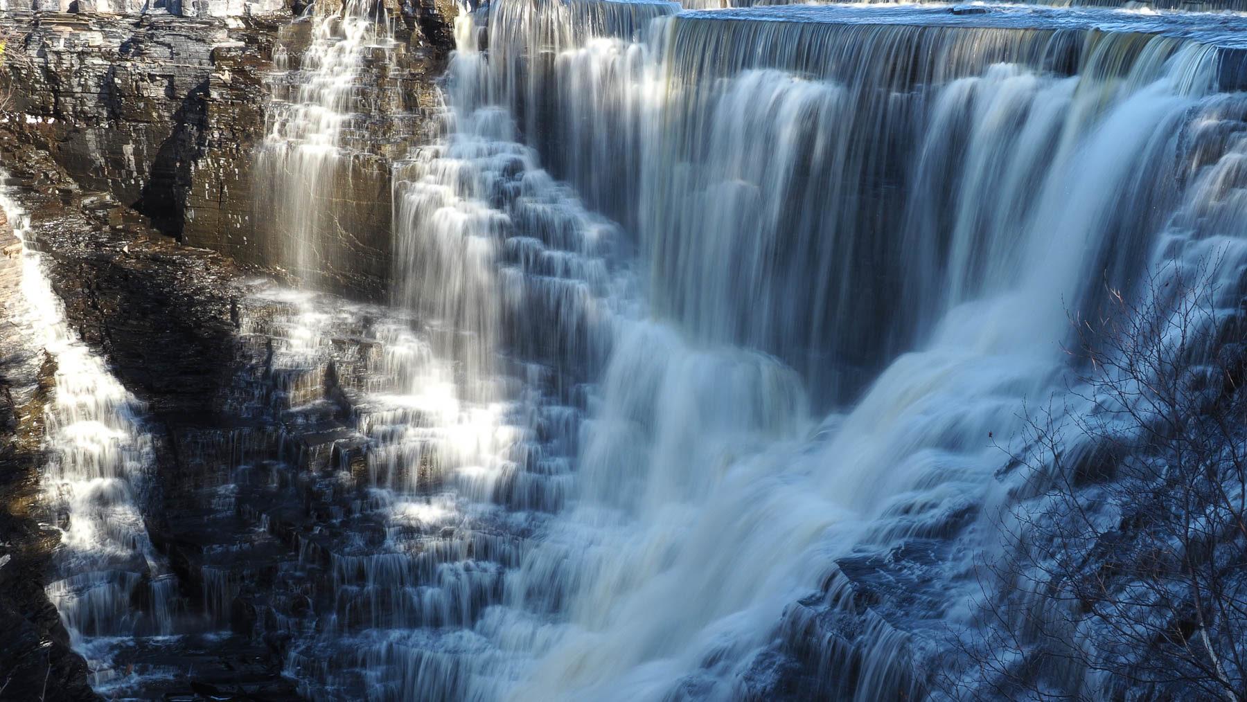 Kakabeka Falls bei Thunderbay