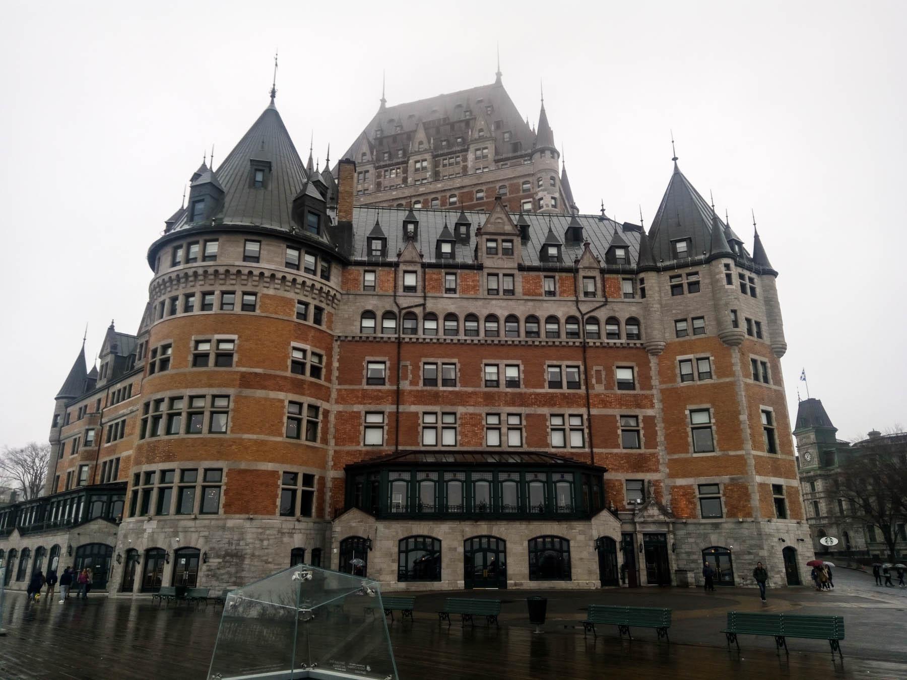 Hotel Fairmont Le Chateau Frontenac, Quebec