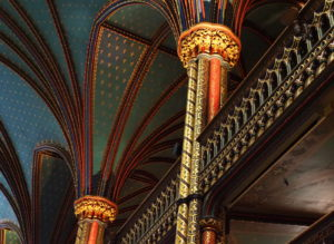 Basilika Notre-Dame De Montreal - Pfeiler