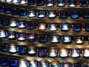 Basilika Notre-Dame De Montreal - Kerzen 1