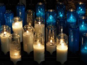 Basilika Notre-Dame De Montreal - Kerzen 3