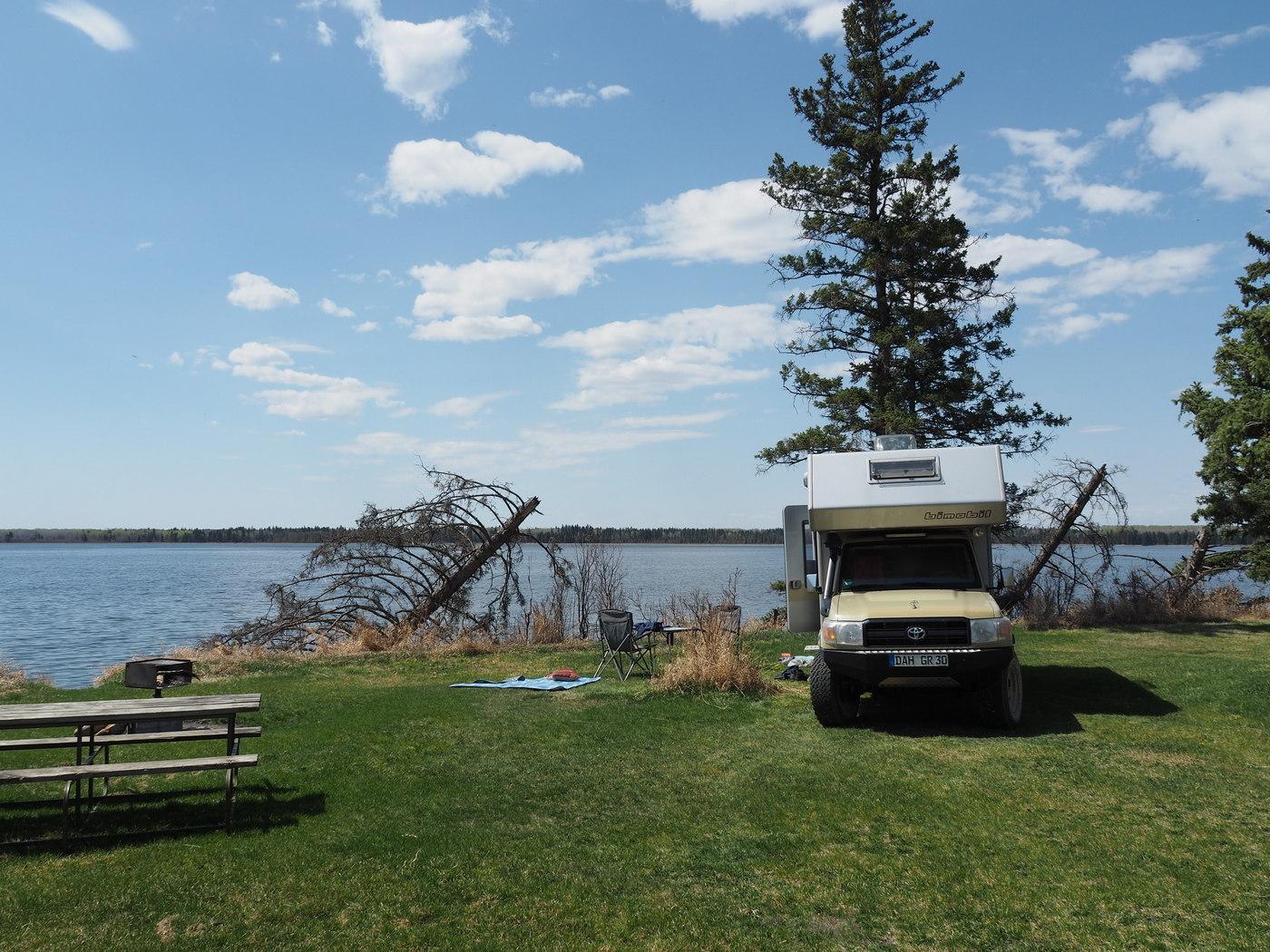 Traumplatz am Lake Audy