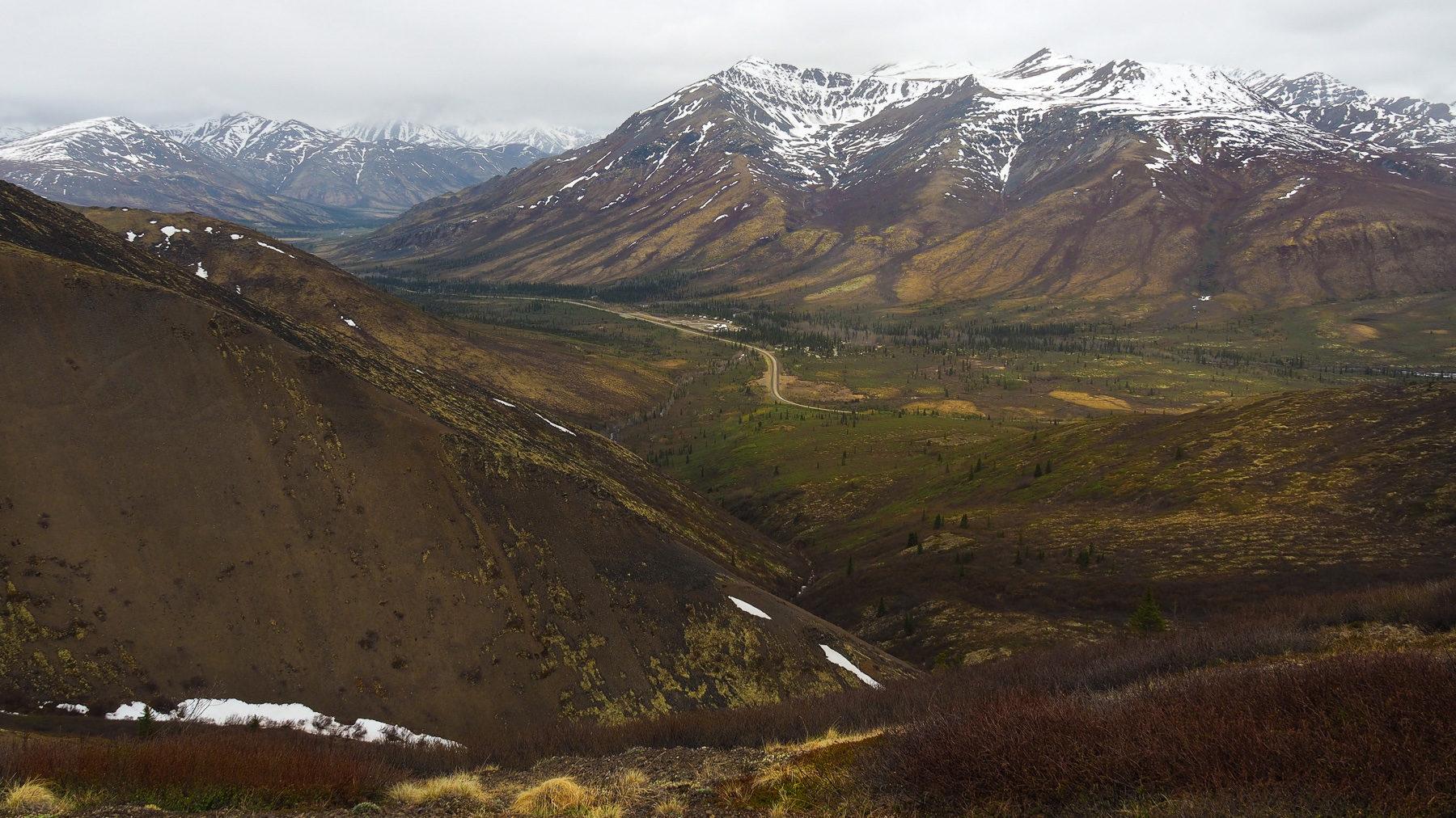 Tundra, Landschaft mit eigenem Reiz