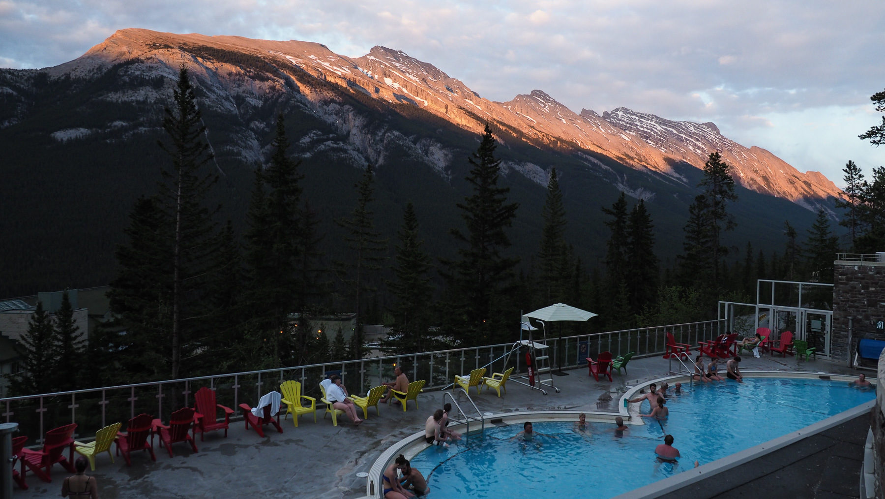 Banff - Hot Springs