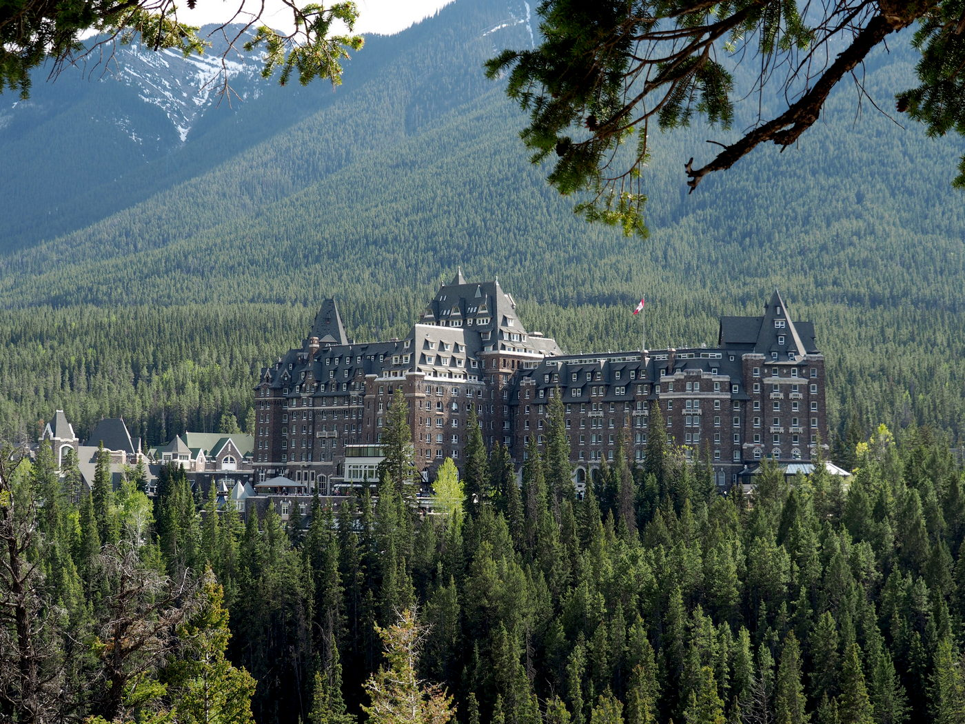 Fairmont Banff Spring Resort