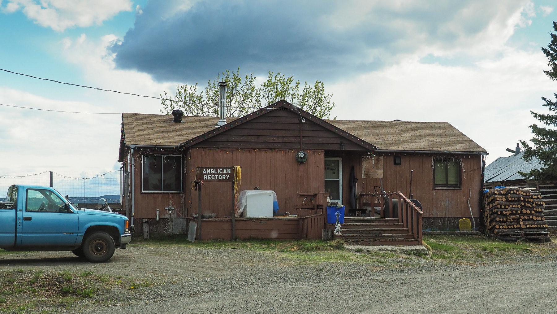 einfaches Leben im Yukon