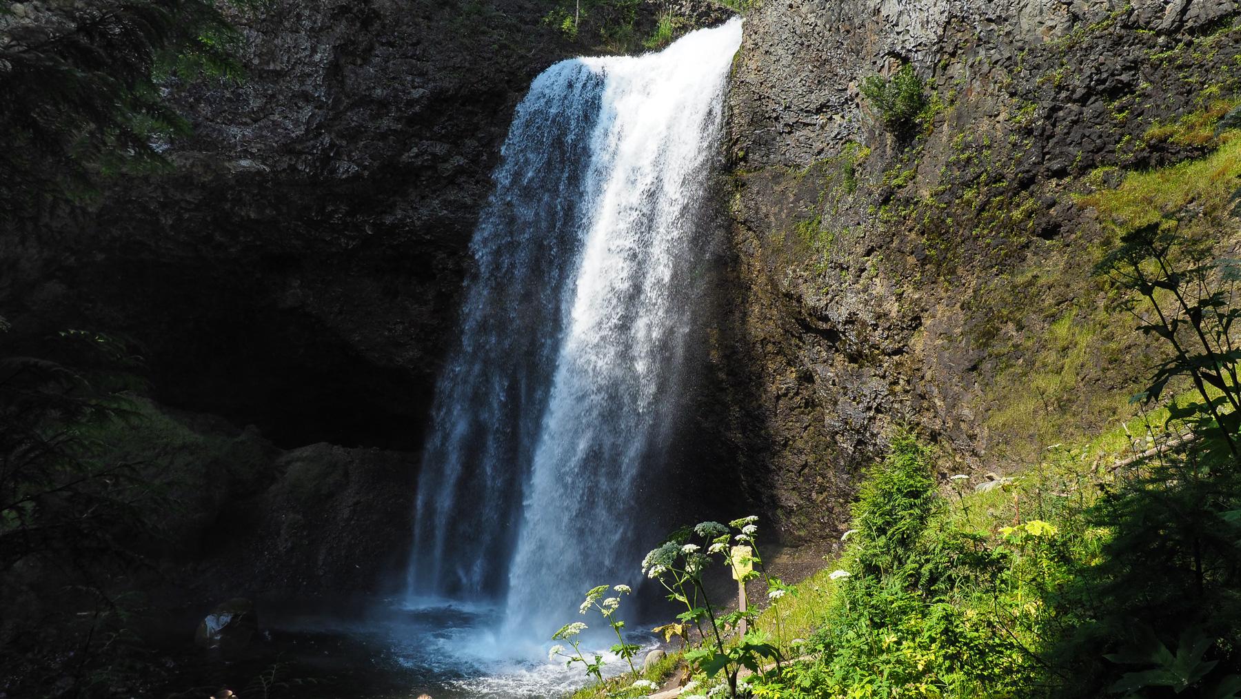 die schönen Moul Falls