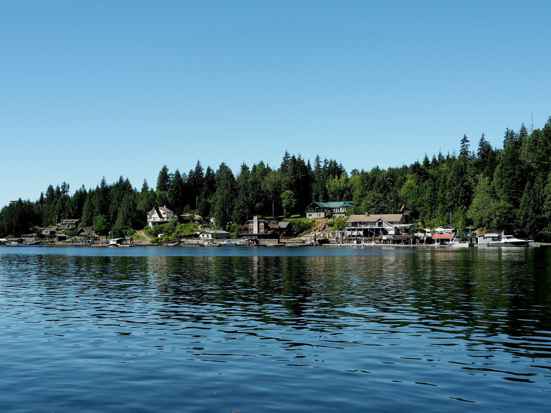 Bamfield West