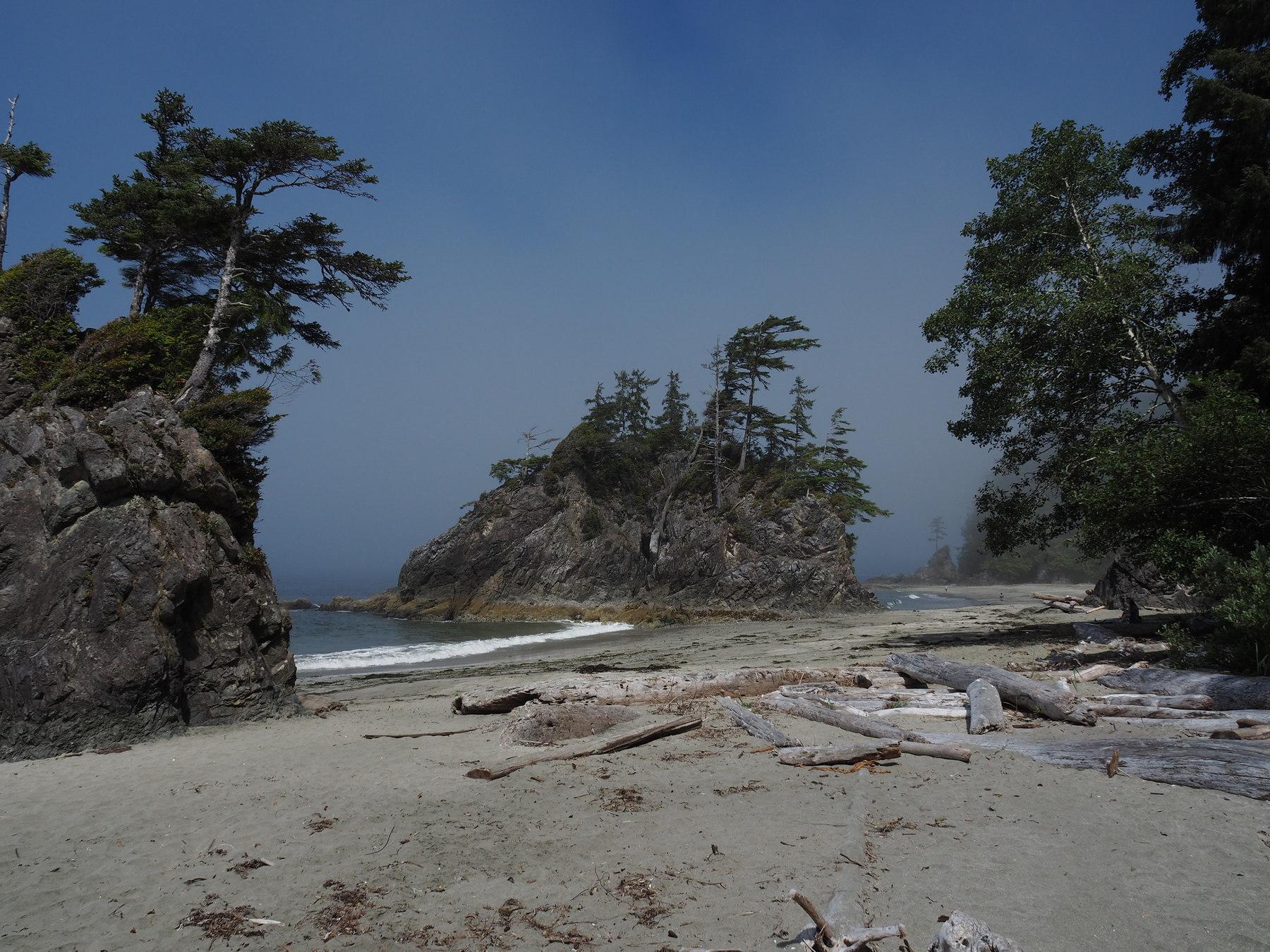 mystischer Bradys Beach