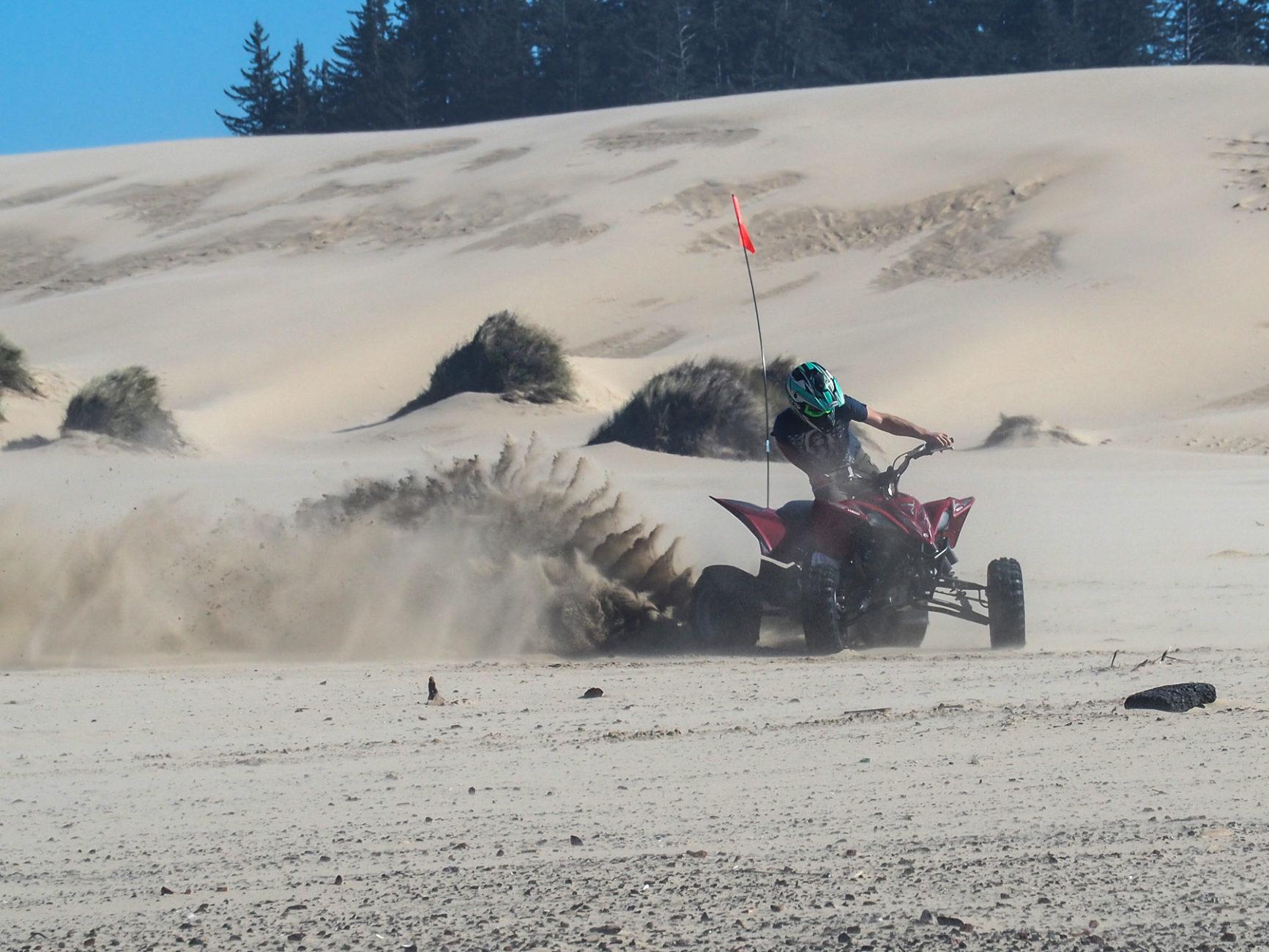 Oregon Dunes, beliebtes Offroad Gebiet