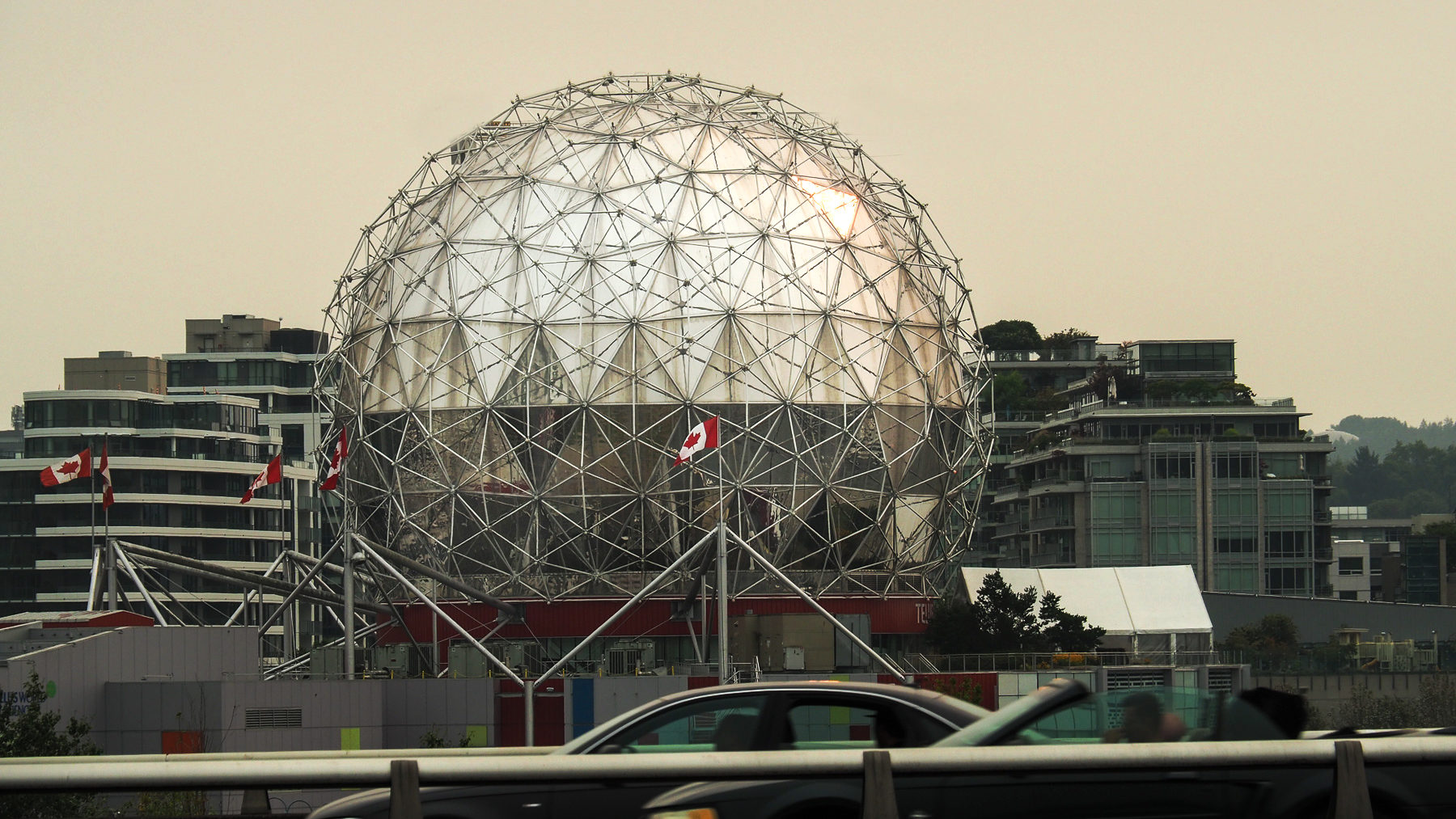 Science World Kuppel