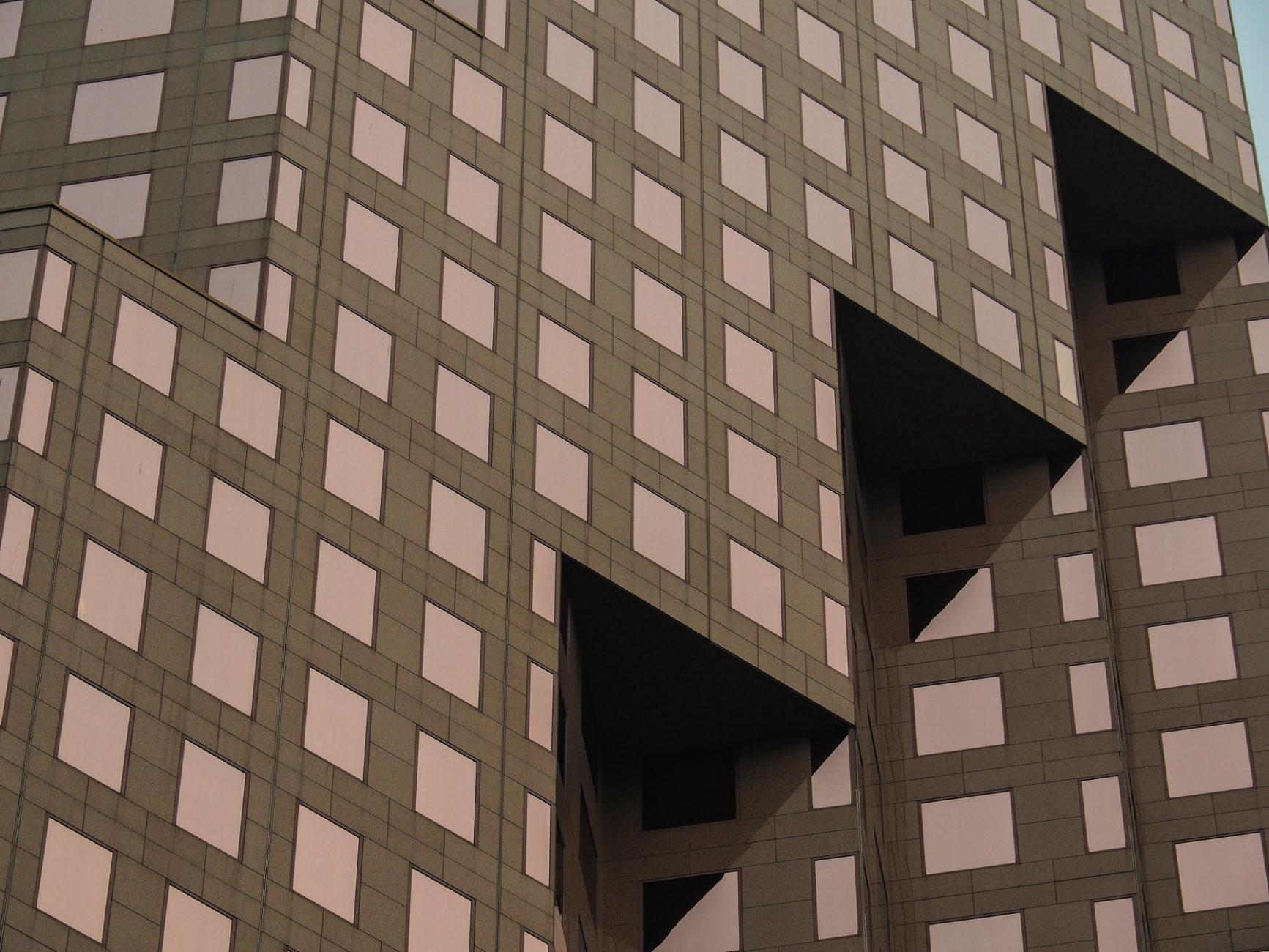 Hochhaus Architektur