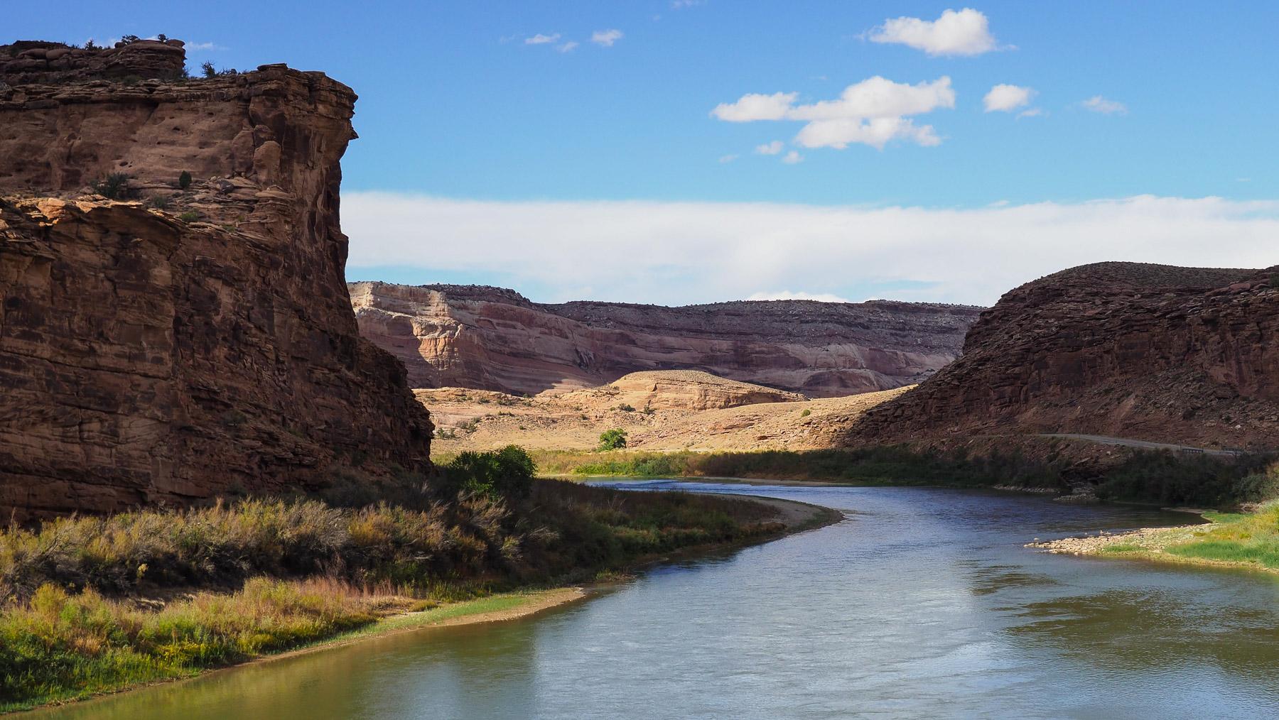 Der Colorado River – tolle Fahrt entlang des Flusses