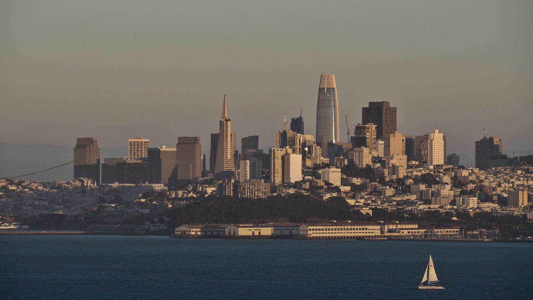 San Franzisco Skyline