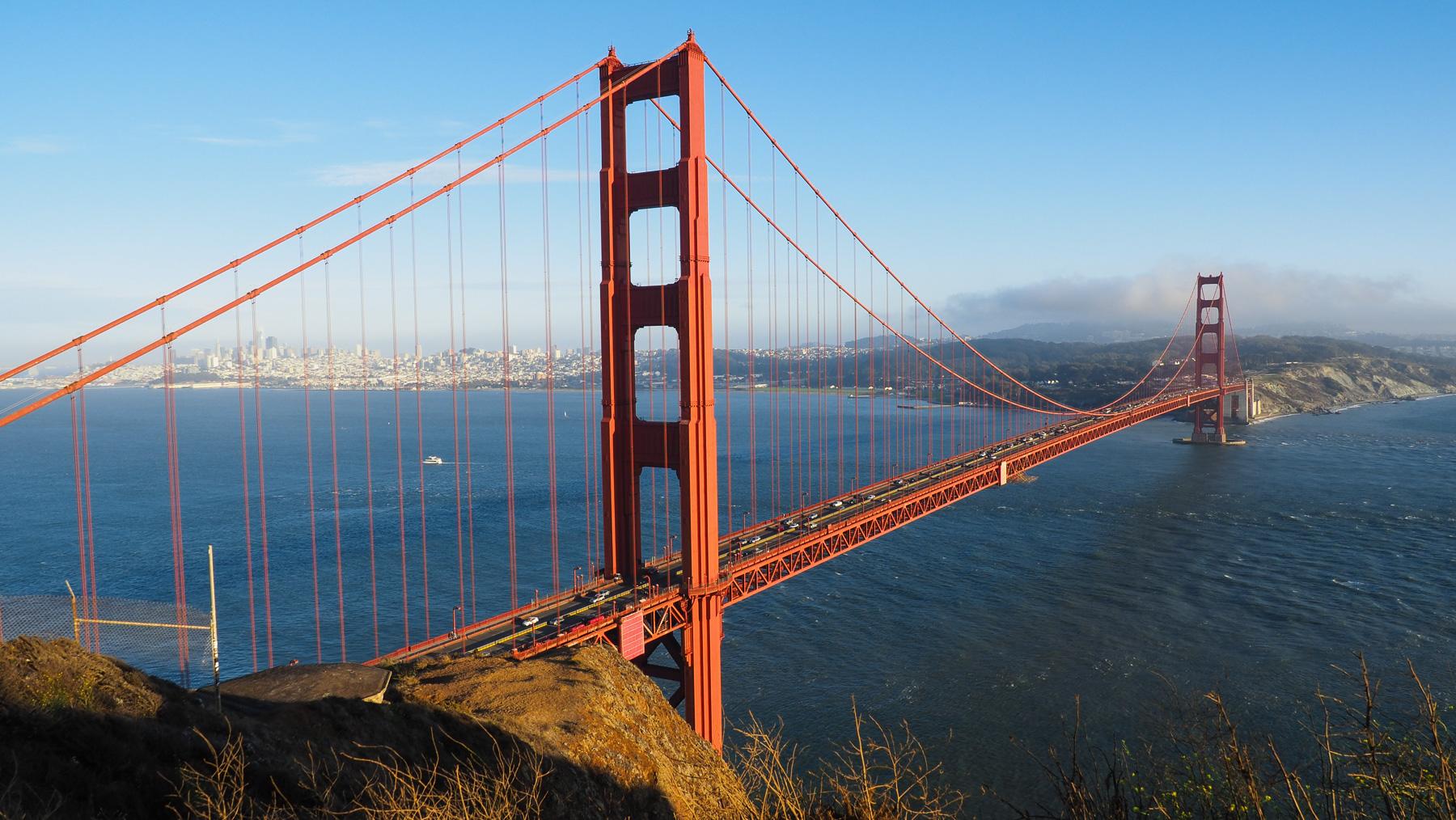 Abschied von San Francisco
