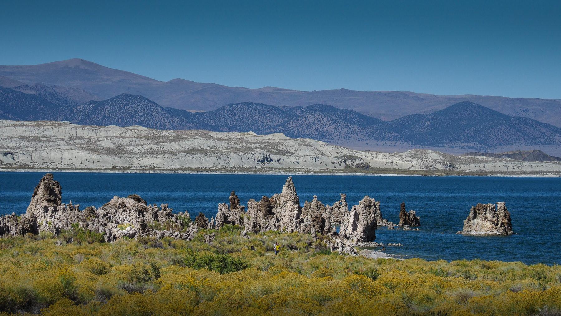 Mono Lake, faszinierende Landschaft