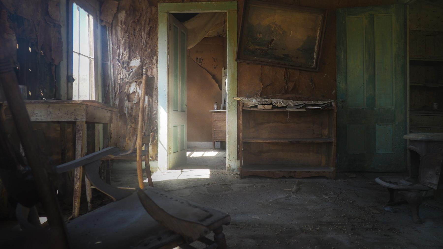 fast jedes Haus bietet faszinierende Einblicke