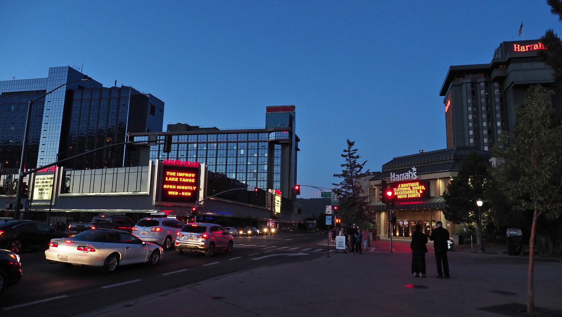 Casinos am Lake Tahoe