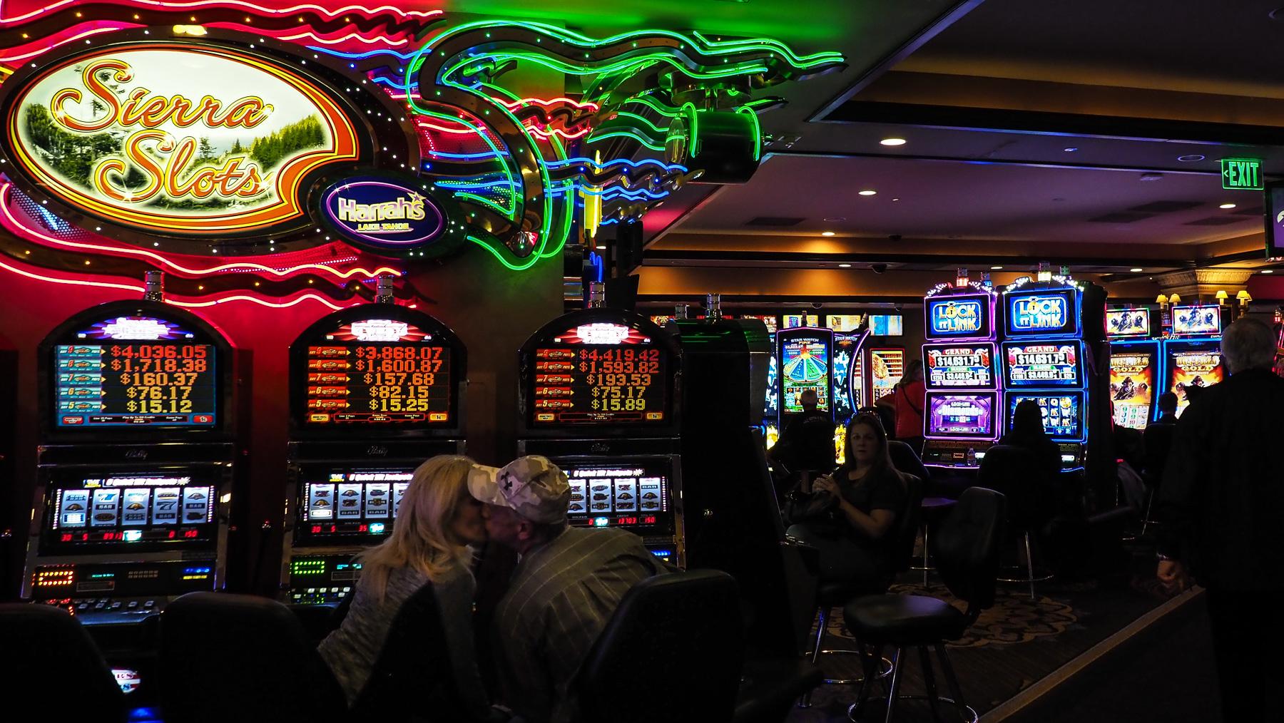 Nachtleben in den Casinos
