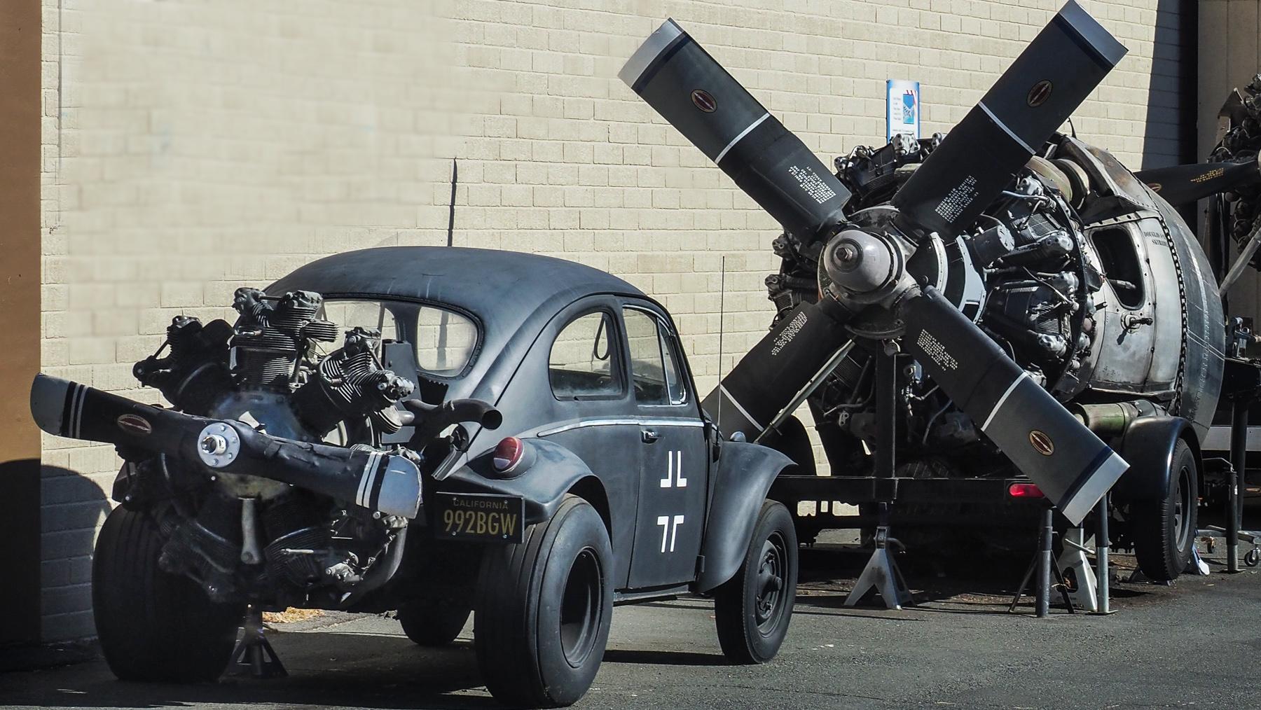 VW Erlkönig (!)