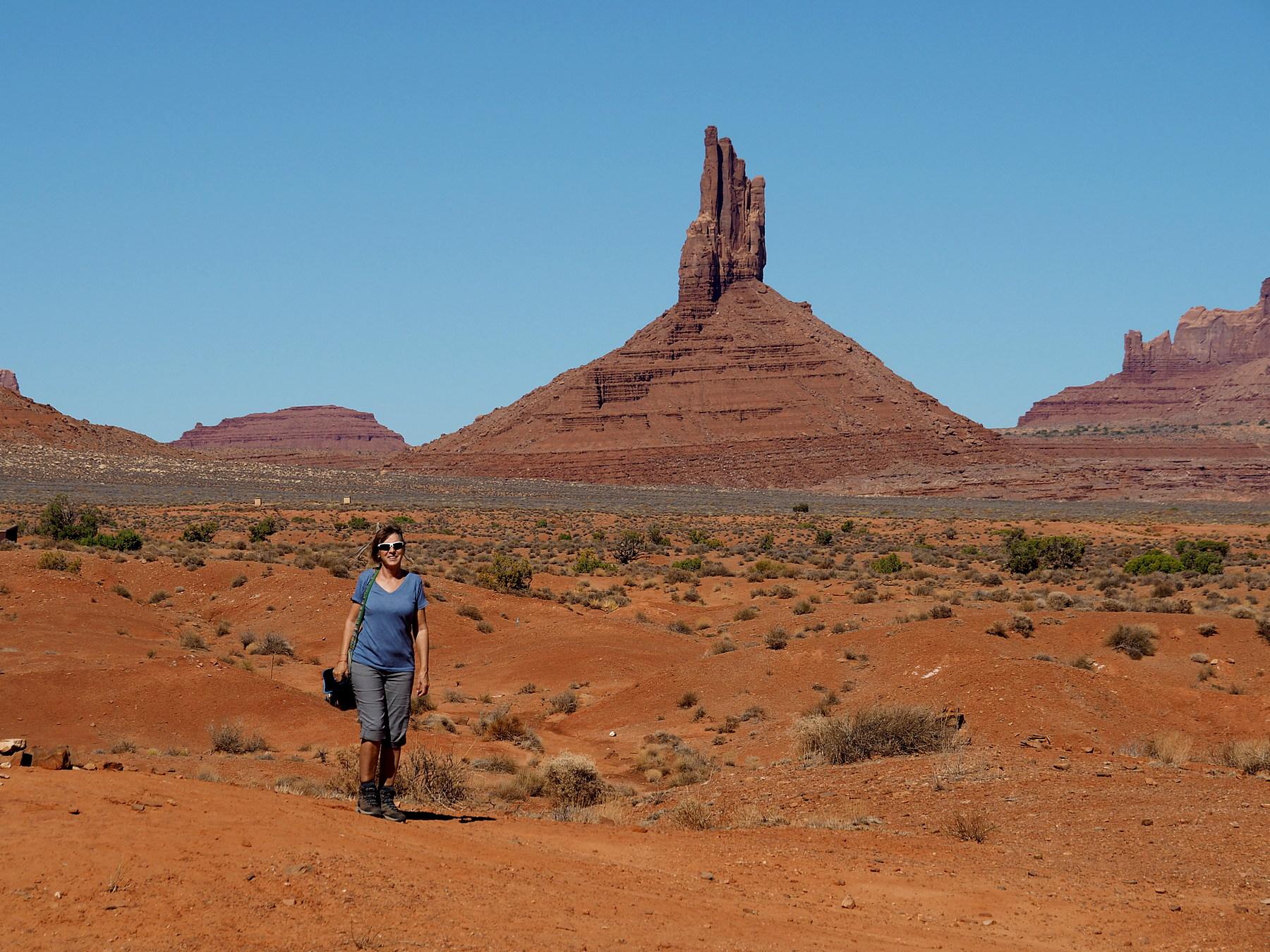 Wanderung im Monument Valley