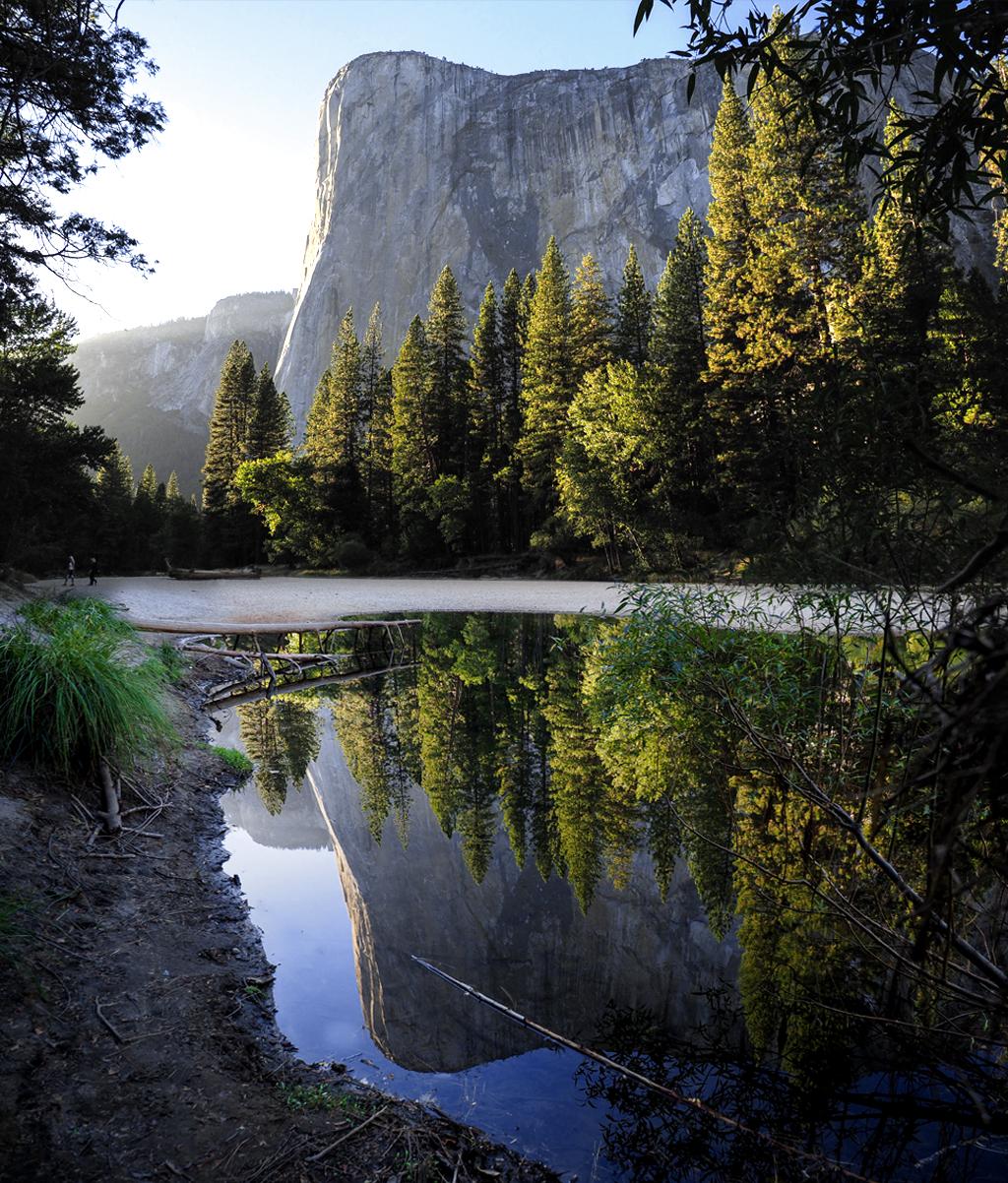 ..und  noch der El Capitan, in voller Schönheit