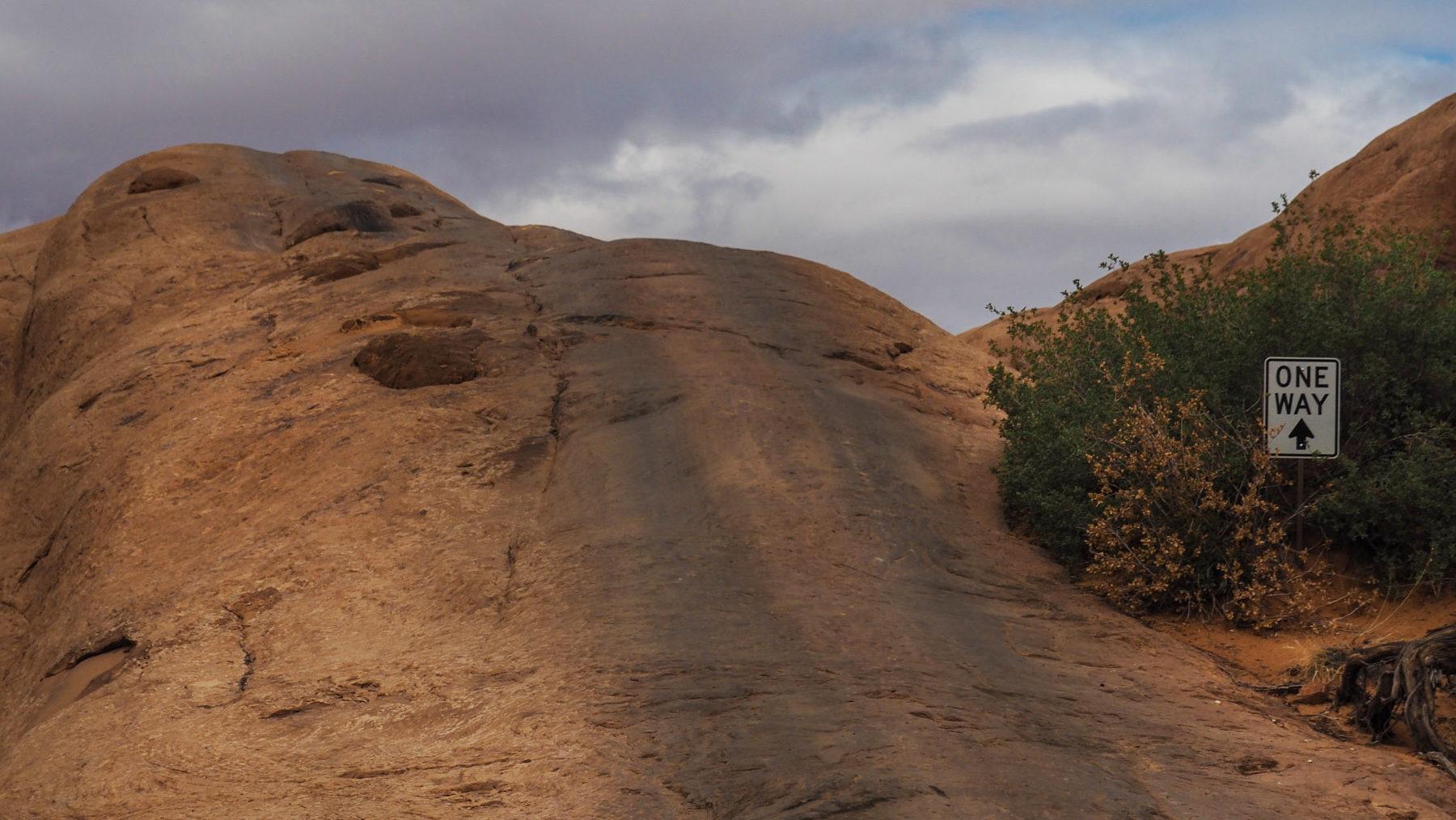 Moab – unglaublich was hier alles fahrbar ist!