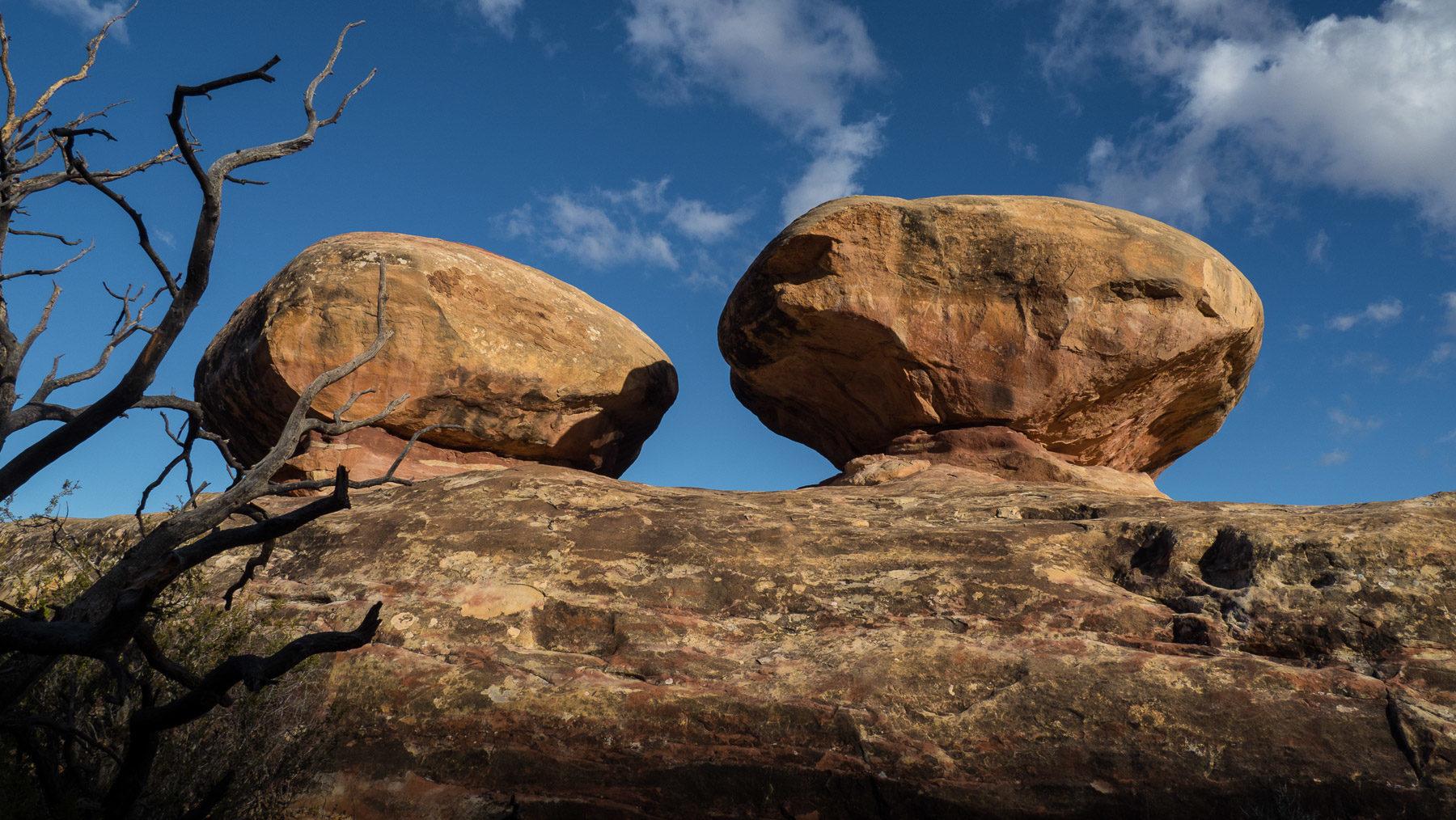 Wanderung in den Needles, Canyonland NP