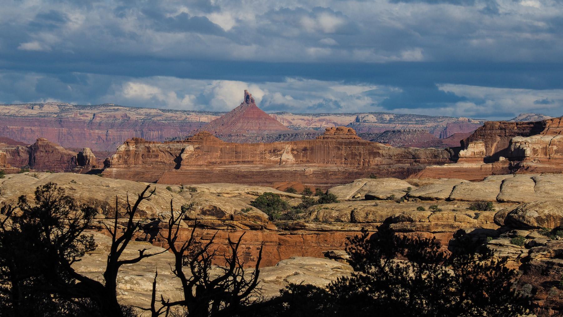 Weites Canyonland