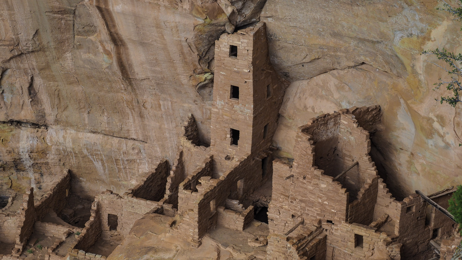 Mesa Verde, Square Tower House