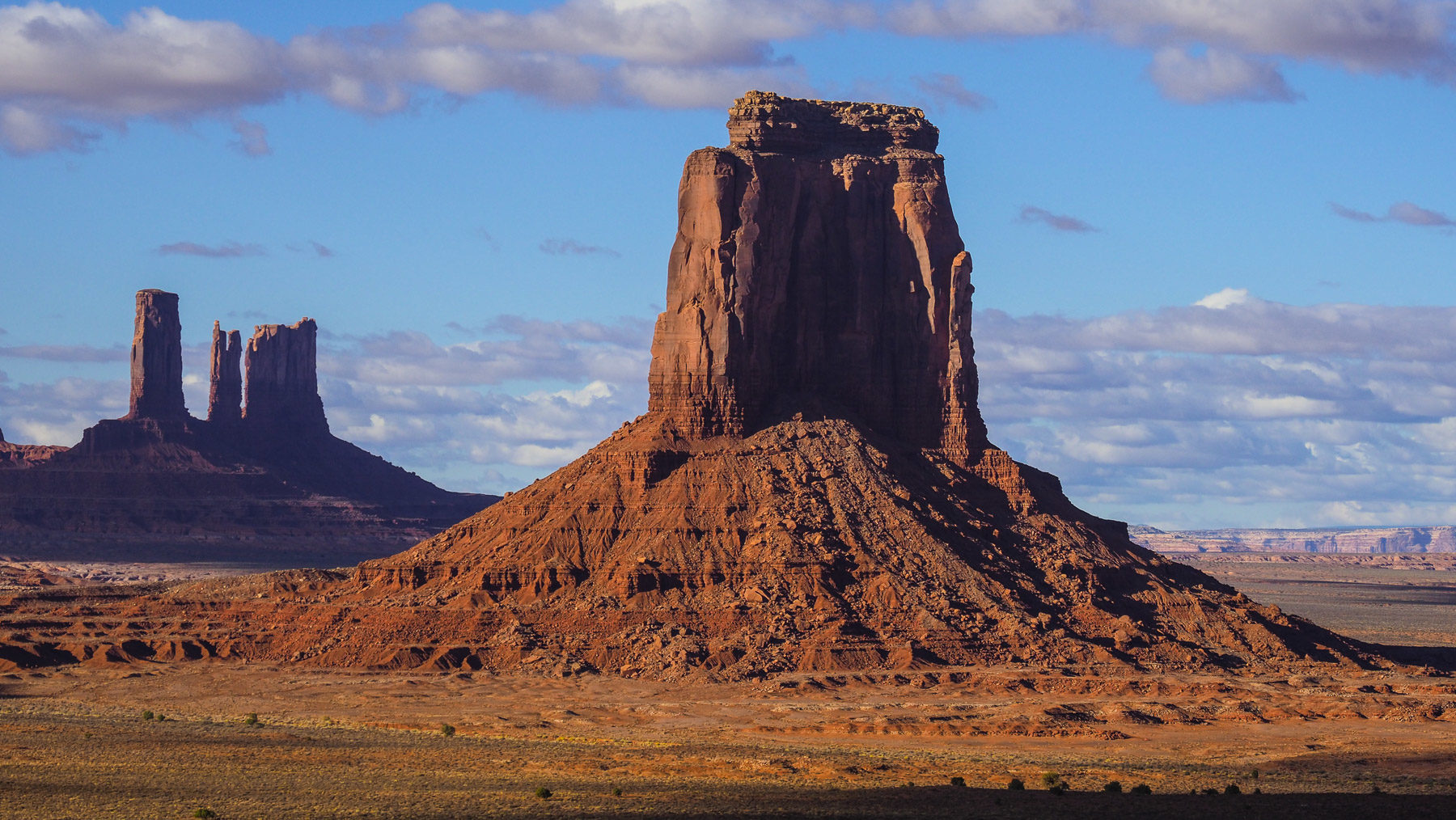 Monument Valley  - so toll!