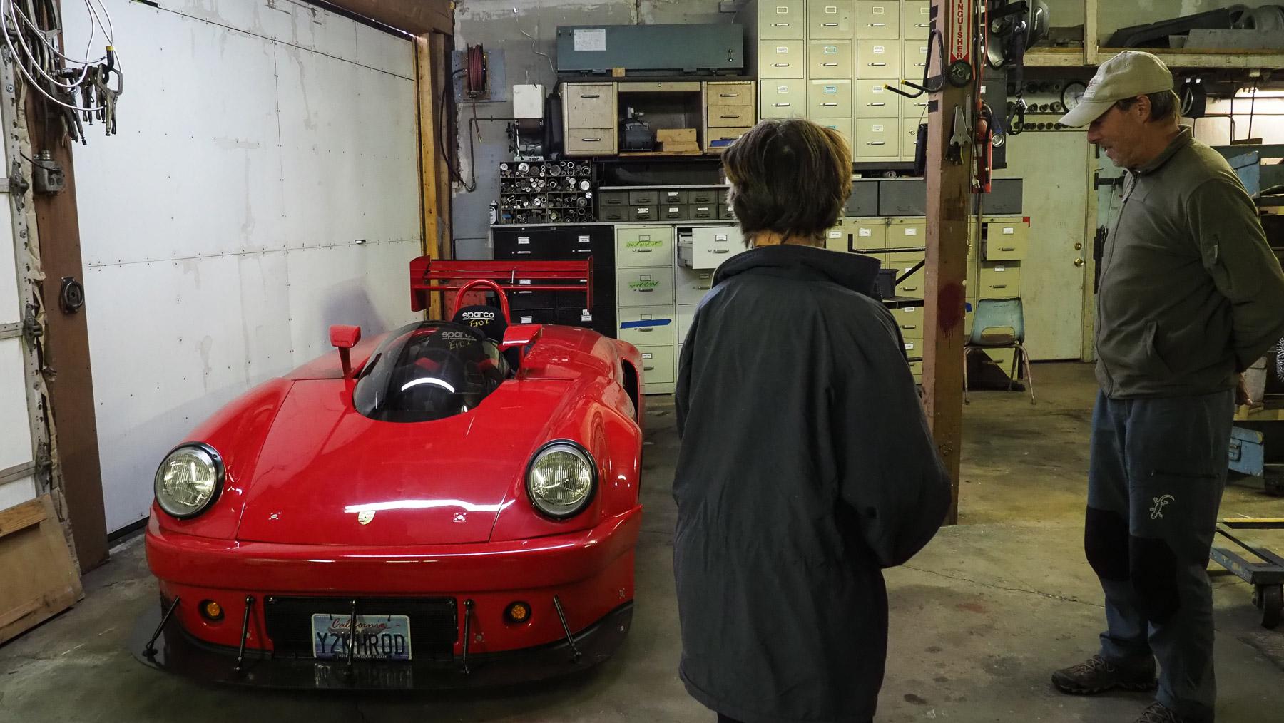 Byrons Pseudo-Porsche