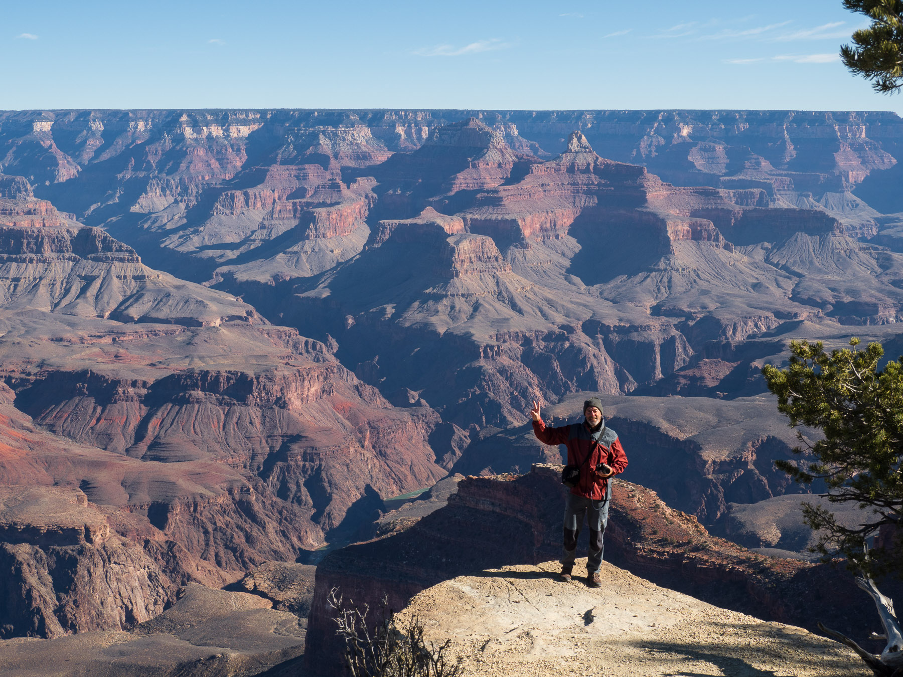 Groß, größer, Grand Canyon