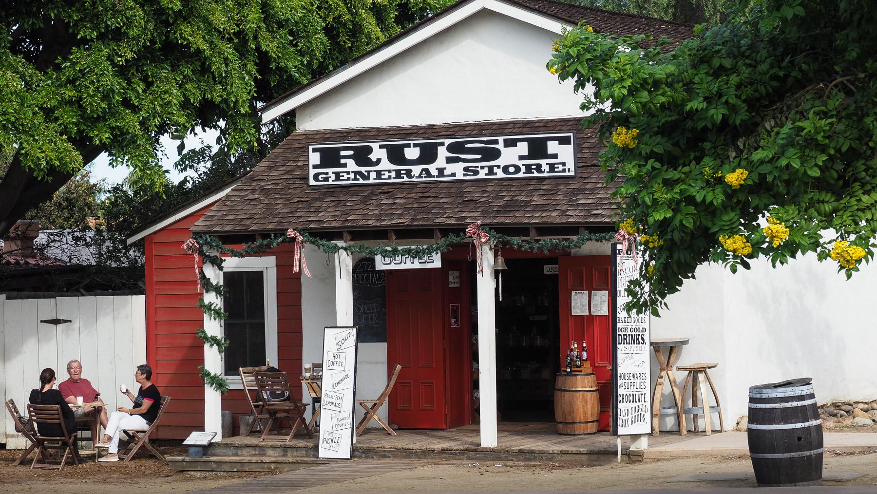 Historischer General Store