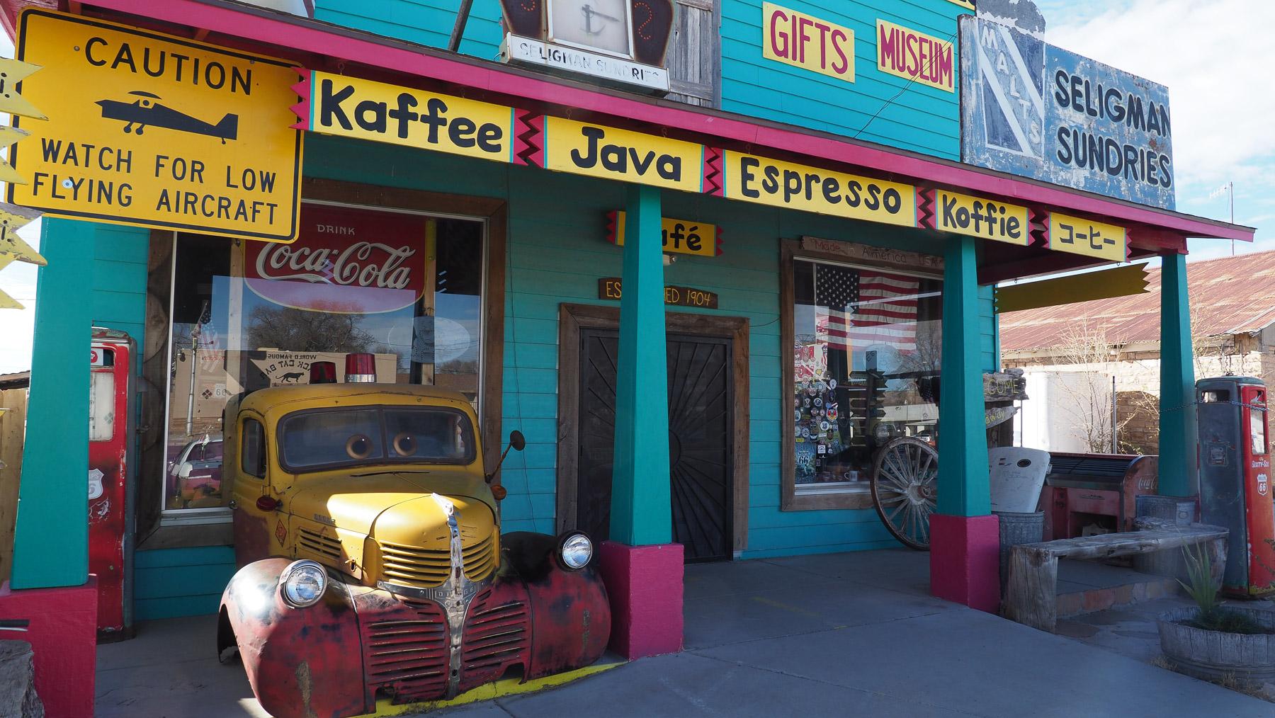 Route 66 Souvenirshop