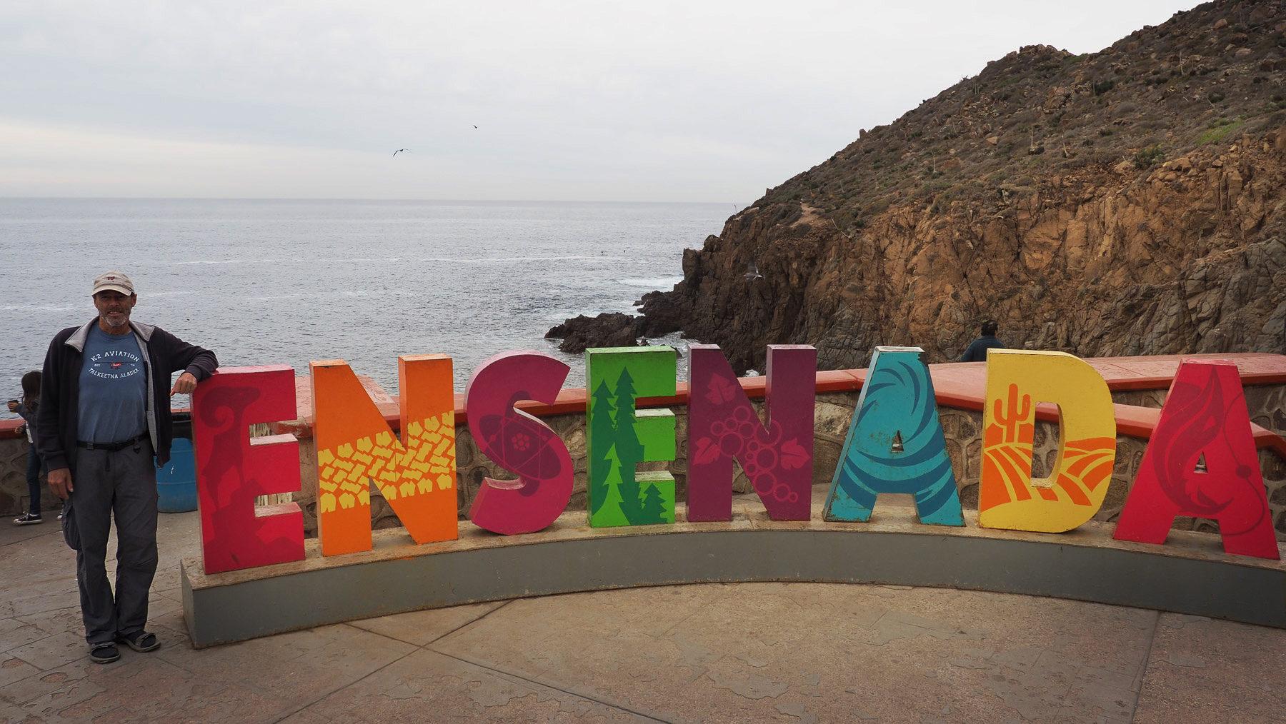 Die erste Stadt am Pazifik in Mexiko: Ensenada