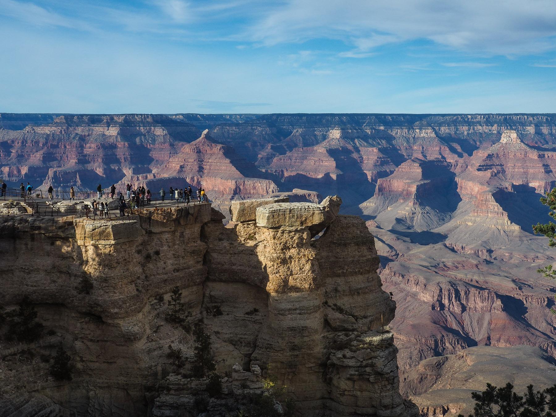 Grand Canyon  - wirklich beeindruckend