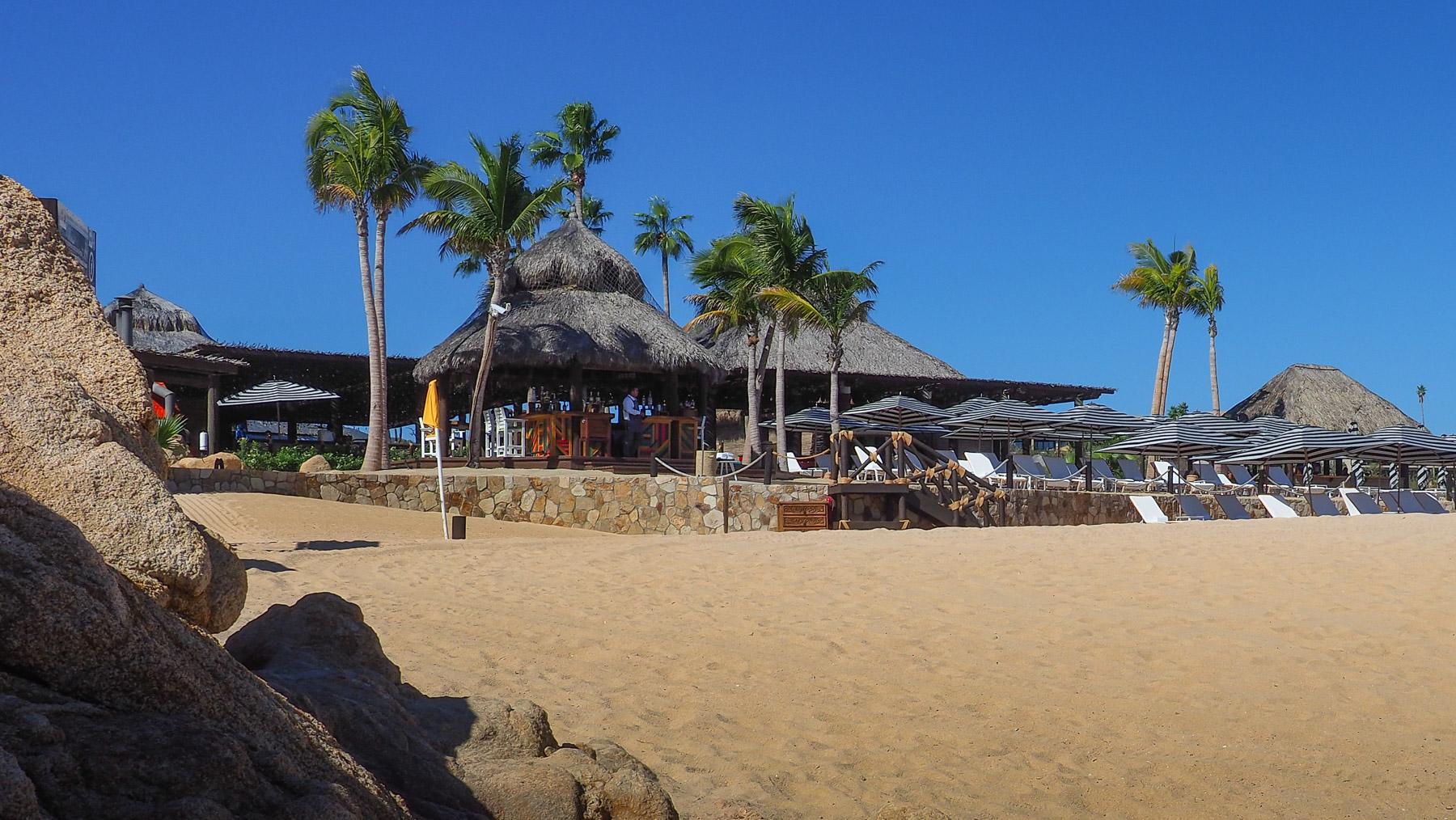 Cabo San Lucas mit vielen edlen Clubs und Hotels