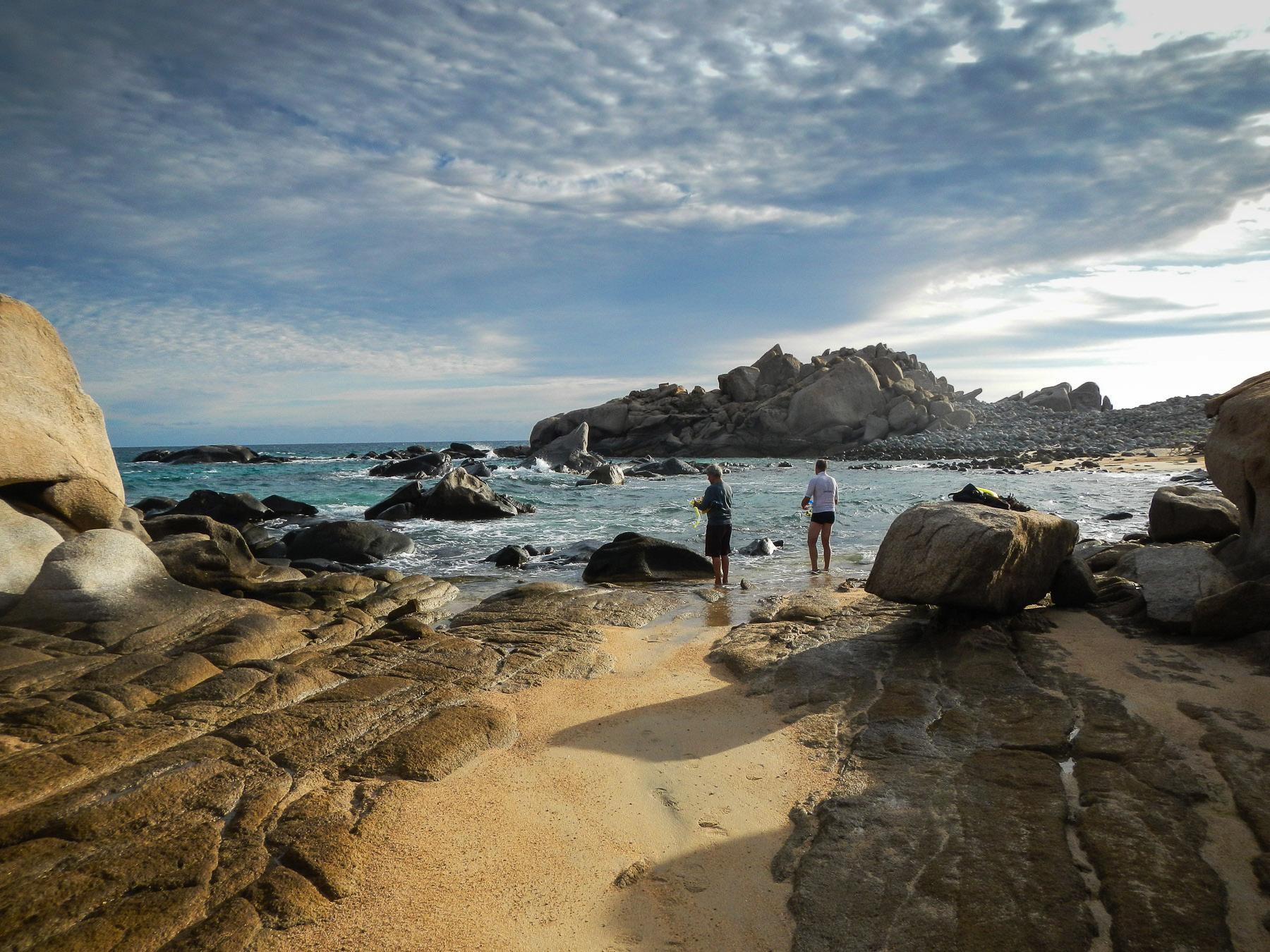 Schnorcheltour mit Bob am Cabo Pulmo