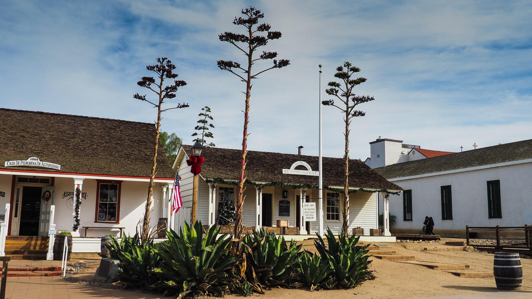 Old Town San Diego mit mexikanischem Flair