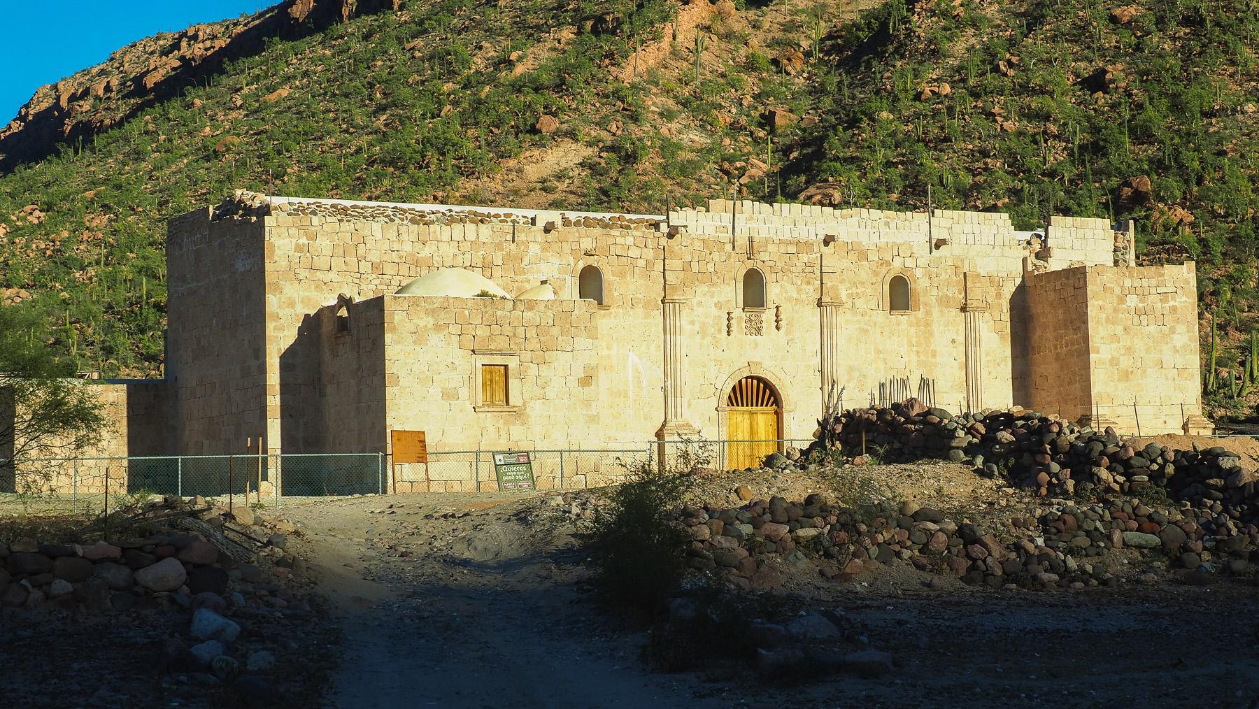 Mission von San Borja